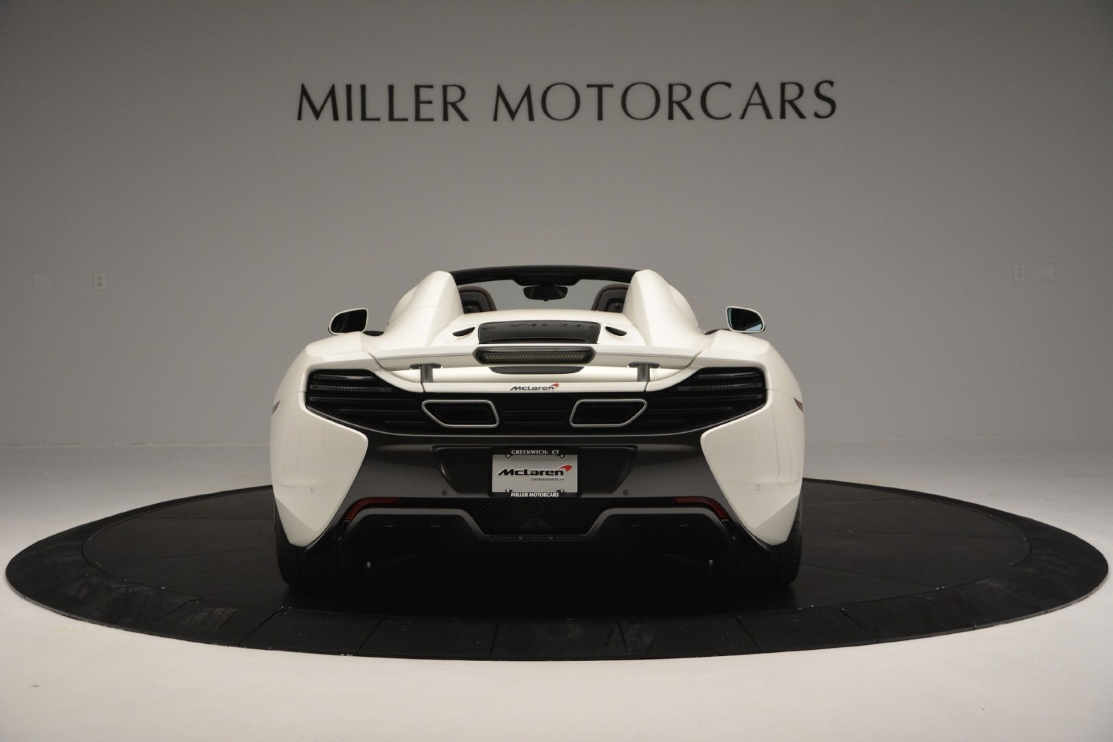Used 2015 McLaren 650S Convertible For Sale In Greenwich, CT 3219_p5