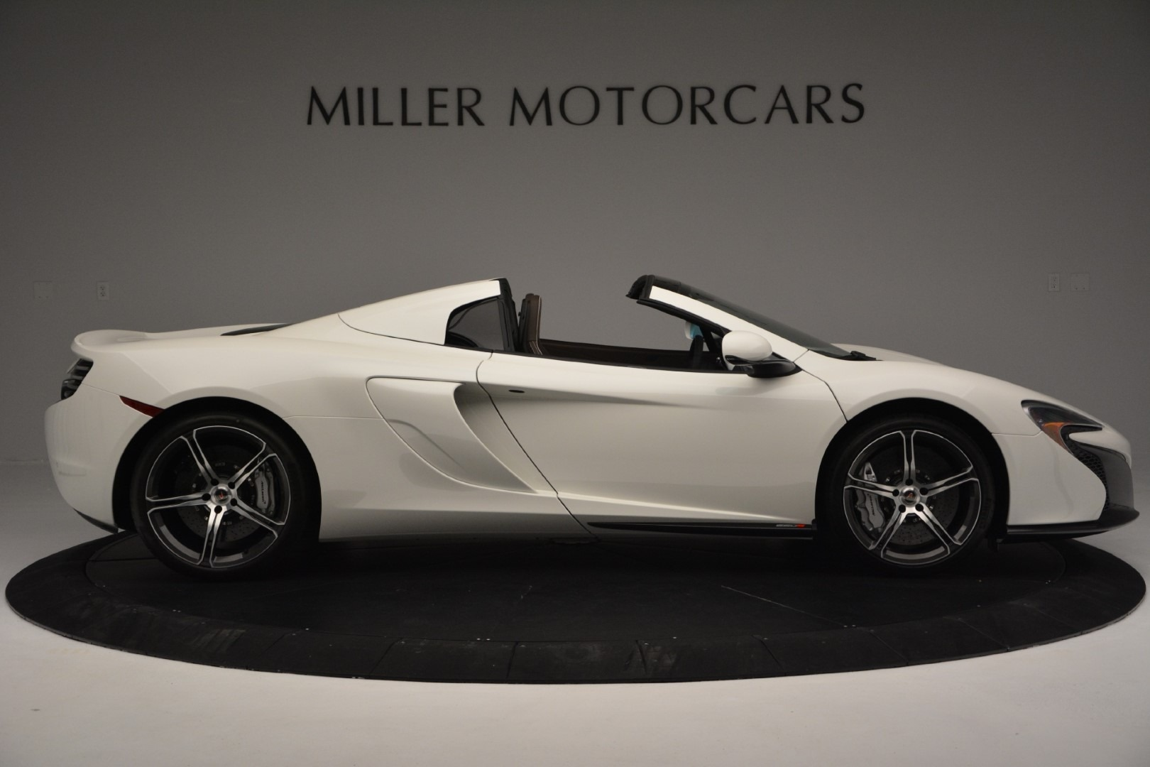 Used 2015 McLaren 650S Convertible For Sale In Greenwich, CT 3219_p8