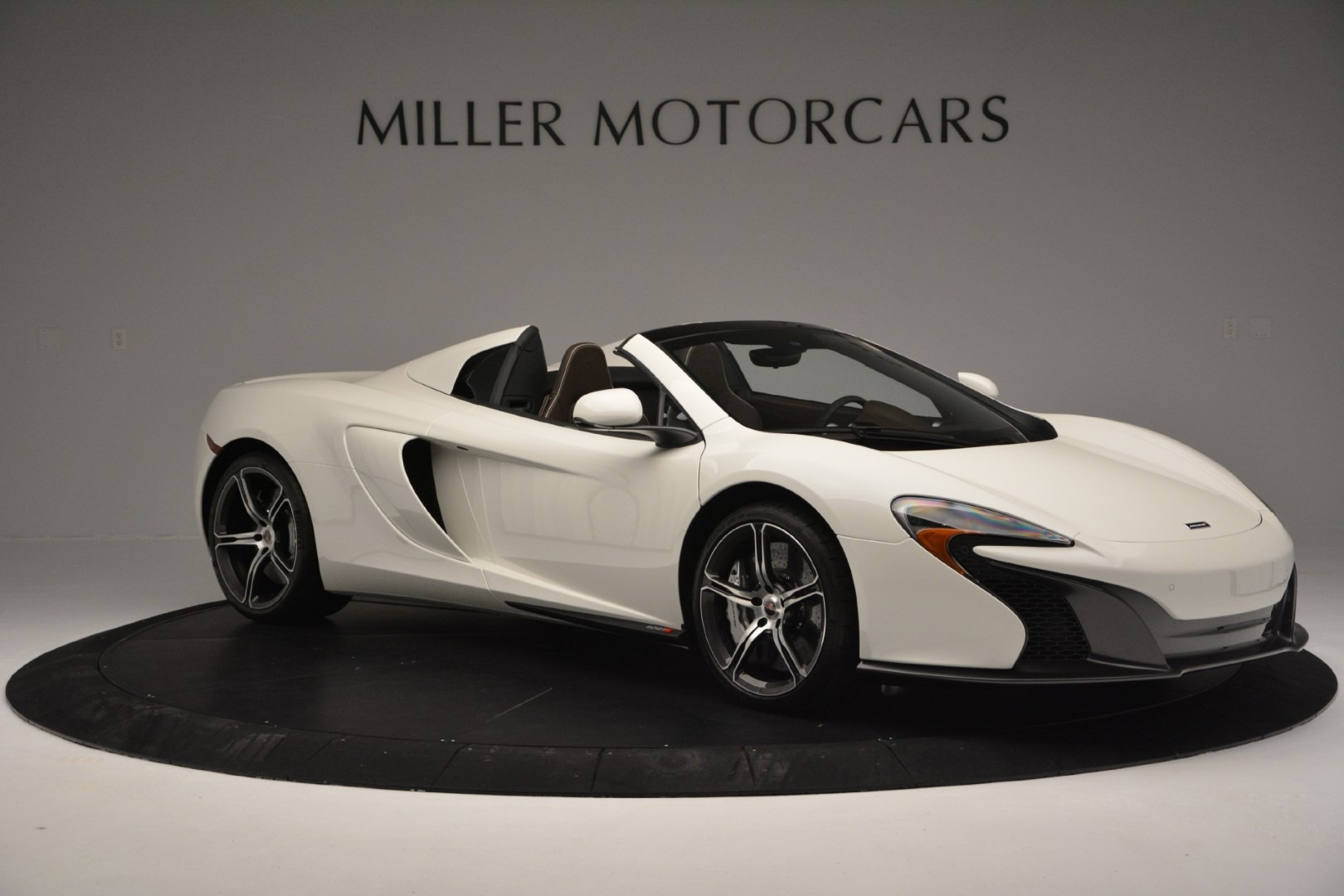 Used 2015 McLaren 650S Convertible For Sale In Greenwich, CT 3219_p9
