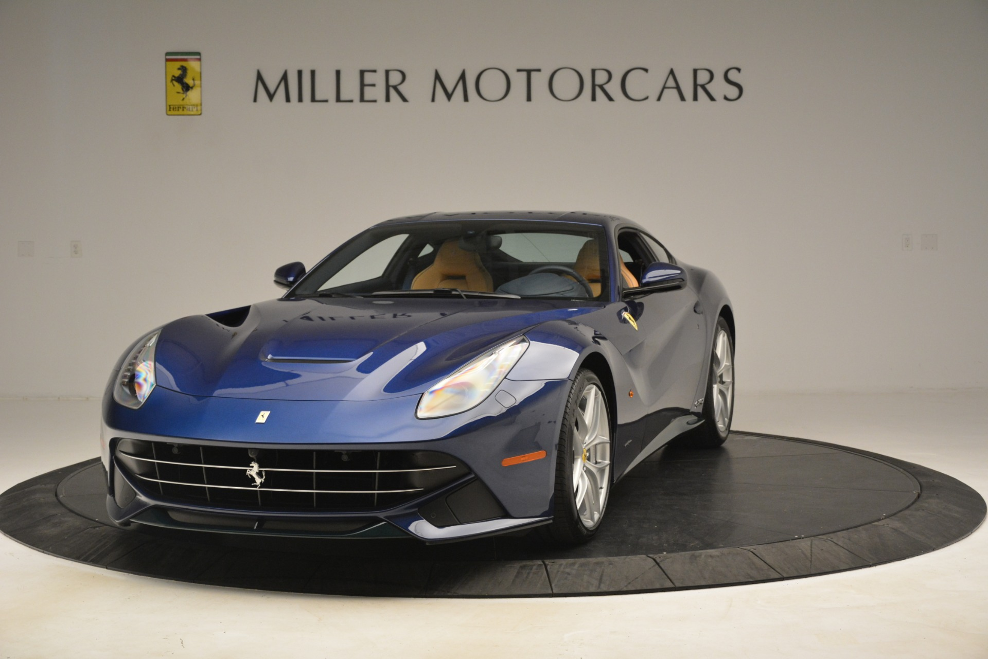Used 2017 Ferrari F12 Berlinetta  For Sale In Greenwich, CT 3222_main