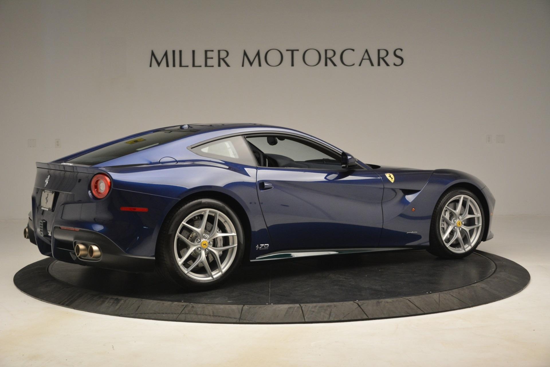 Used 2017 Ferrari F12 Berlinetta  For Sale In Greenwich, CT 3222_p8
