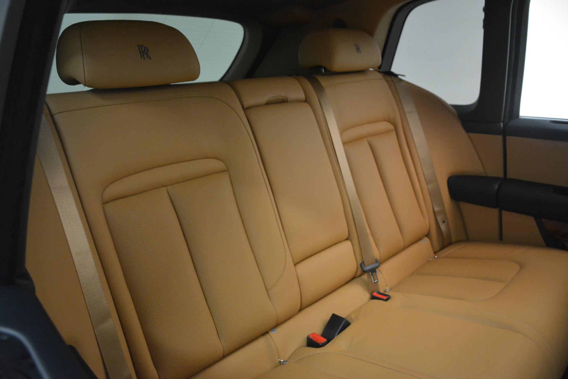New 2019 Rolls-Royce Cullinan  For Sale In Greenwich, CT 3223_p17