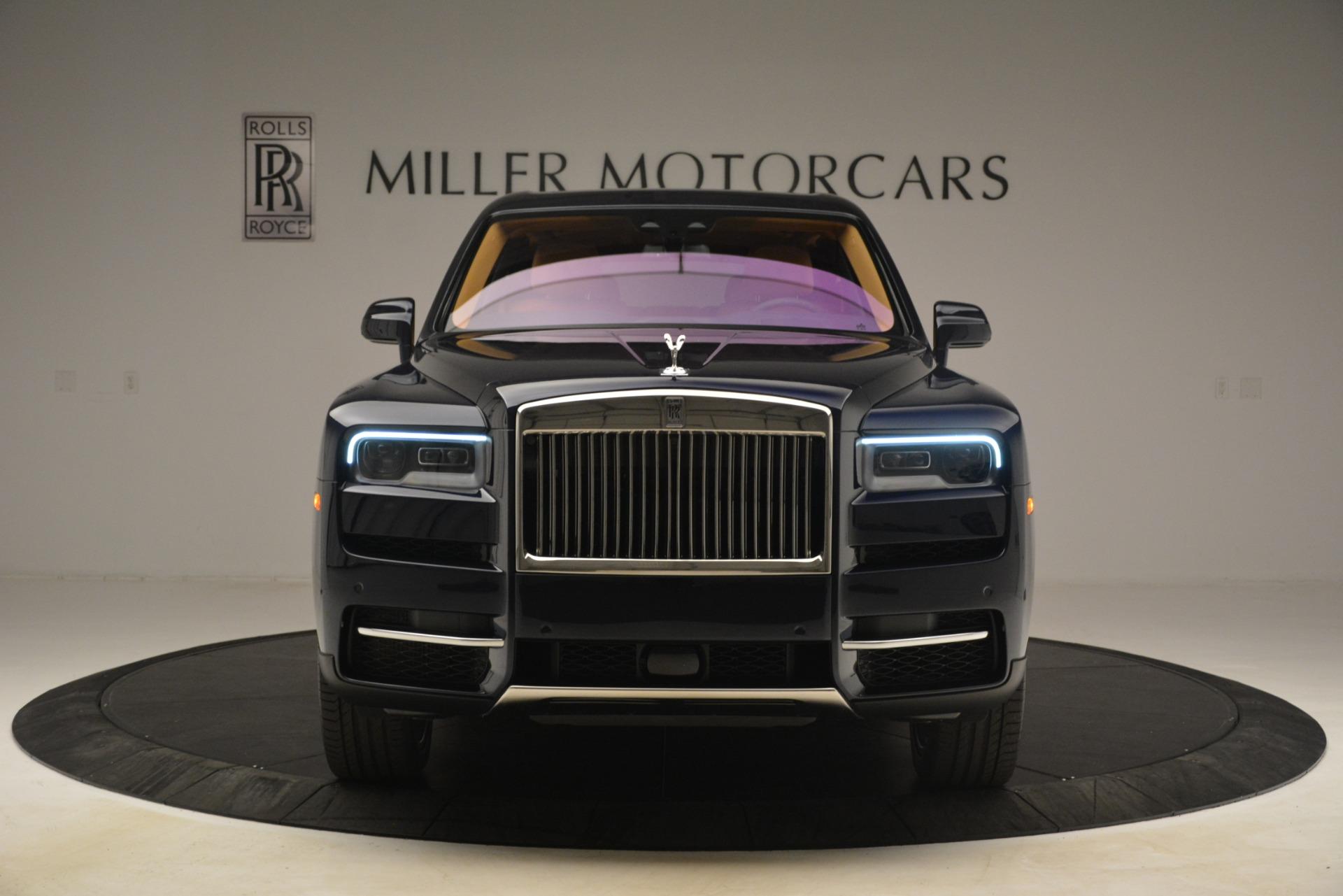 New 2019 Rolls-Royce Cullinan  For Sale In Greenwich, CT 3223_p2