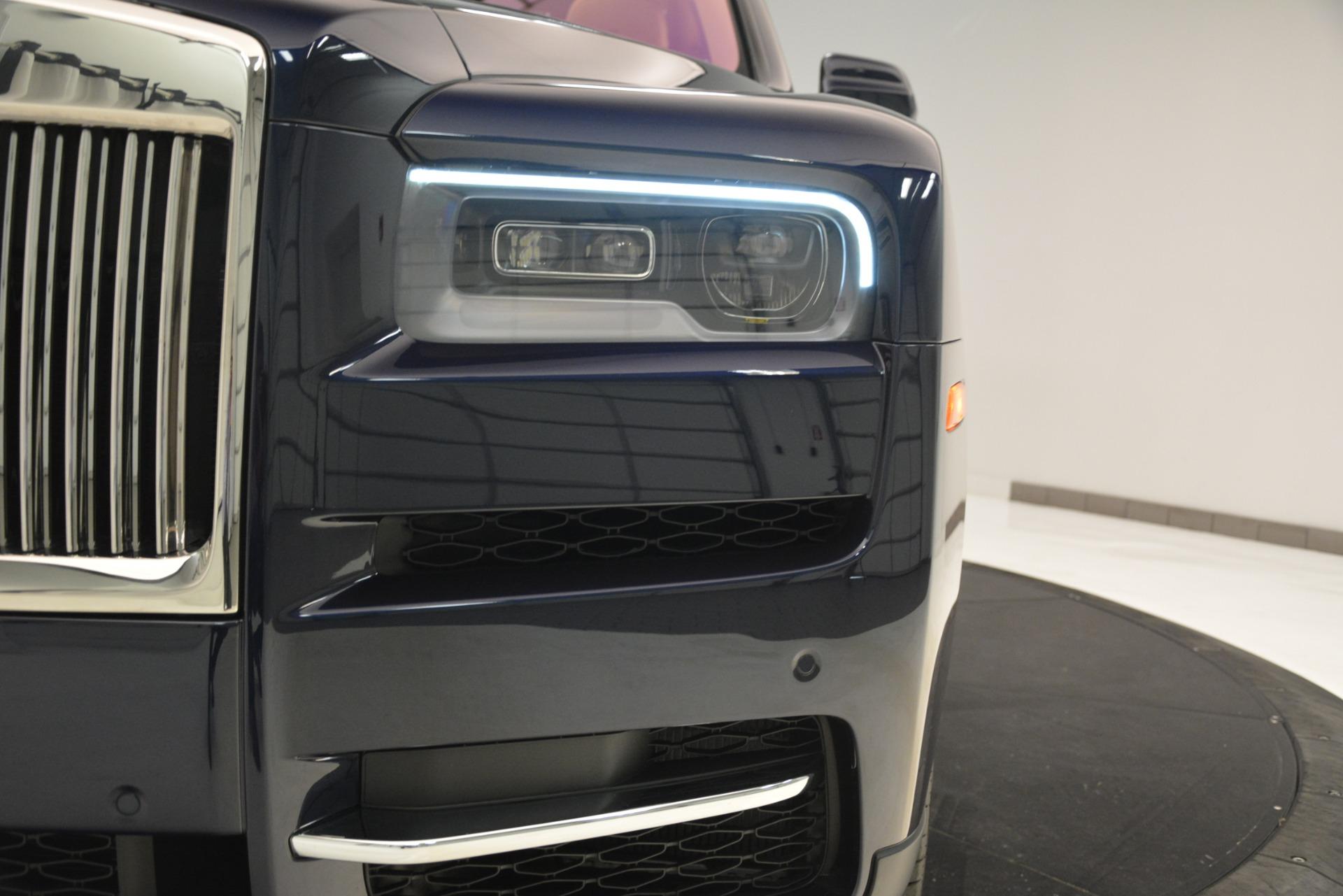 New 2019 Rolls-Royce Cullinan  For Sale In Greenwich, CT 3223_p44