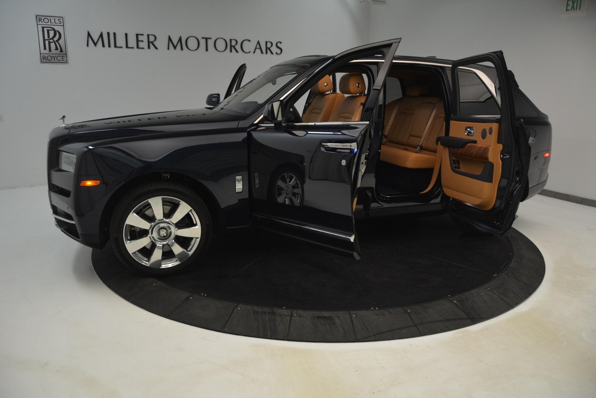 New 2019 Rolls-Royce Cullinan  For Sale In Greenwich, CT 3223_p48