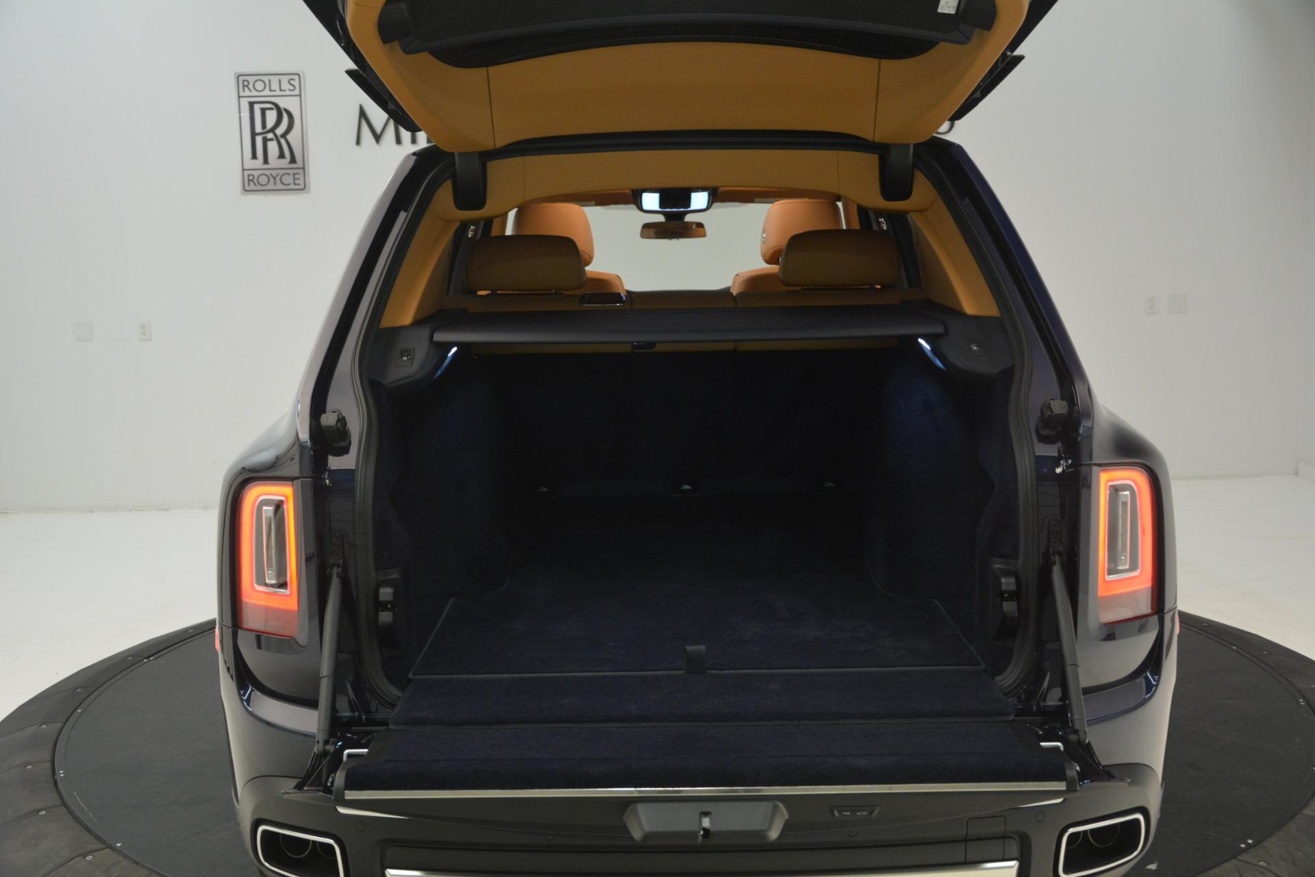 New 2019 Rolls-Royce Cullinan  For Sale In Greenwich, CT 3223_p53