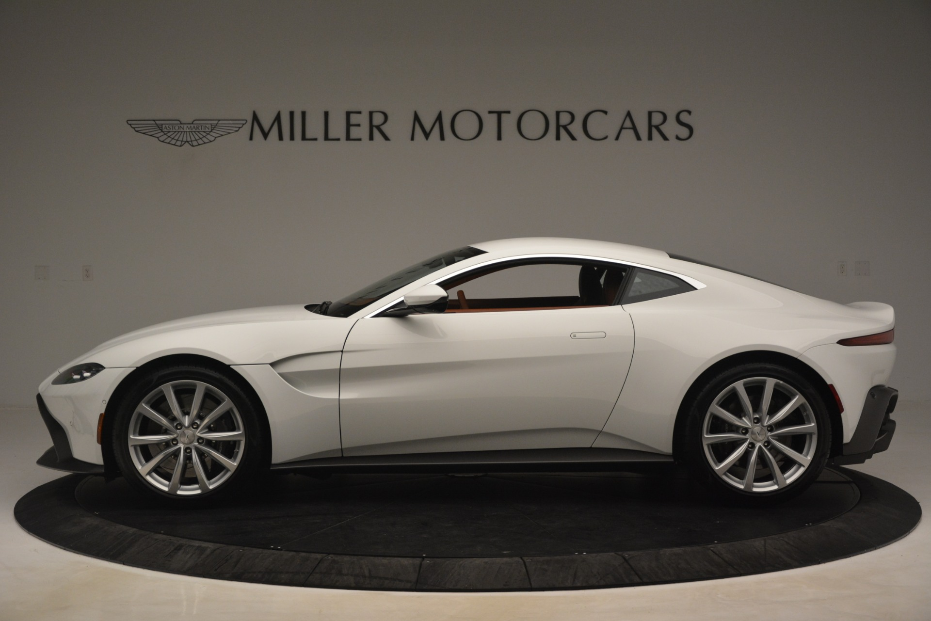 New 2019 Aston Martin Vantage Coupe For Sale In Greenwich, CT 3227_p2