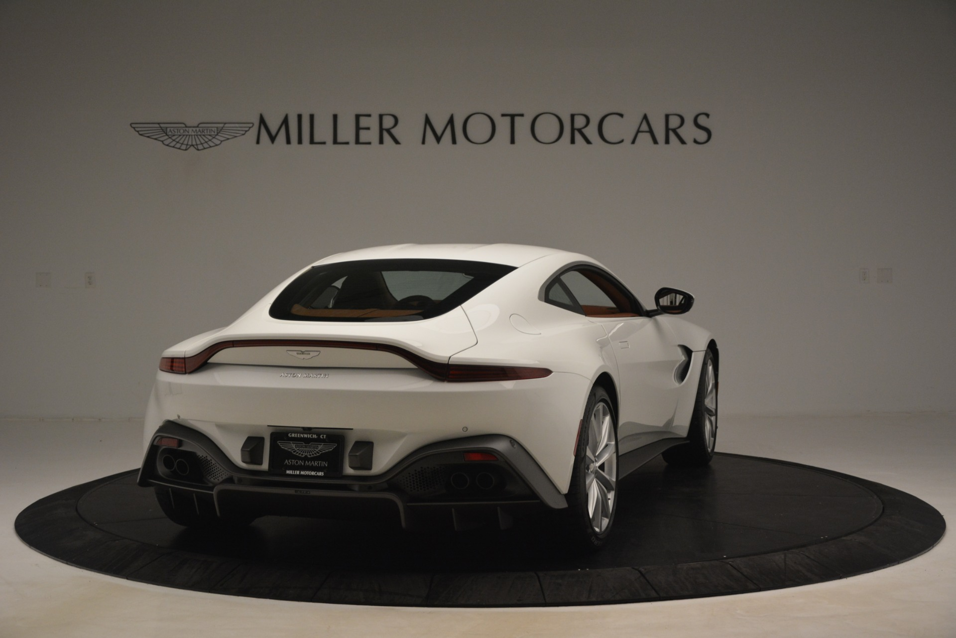 New 2019 Aston Martin Vantage Coupe For Sale In Greenwich, CT 3227_p6