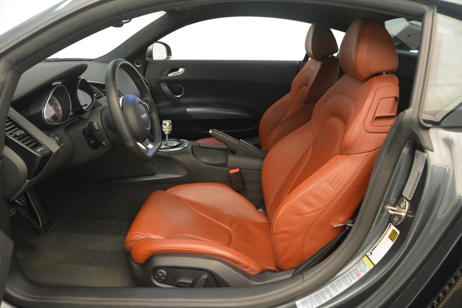 Used 2009 Audi R8 quattro For Sale In Greenwich, CT 3228_p14