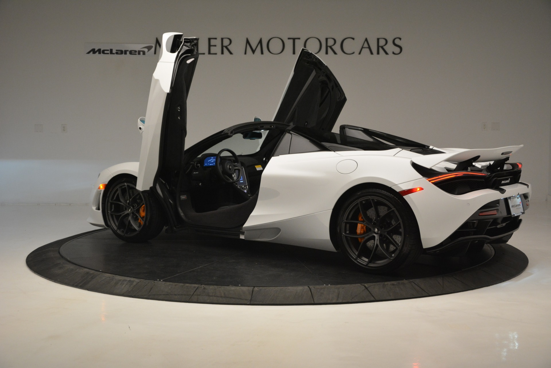New 2020 McLaren 720S Spider Convertible For Sale In Greenwich, CT 3229_p19