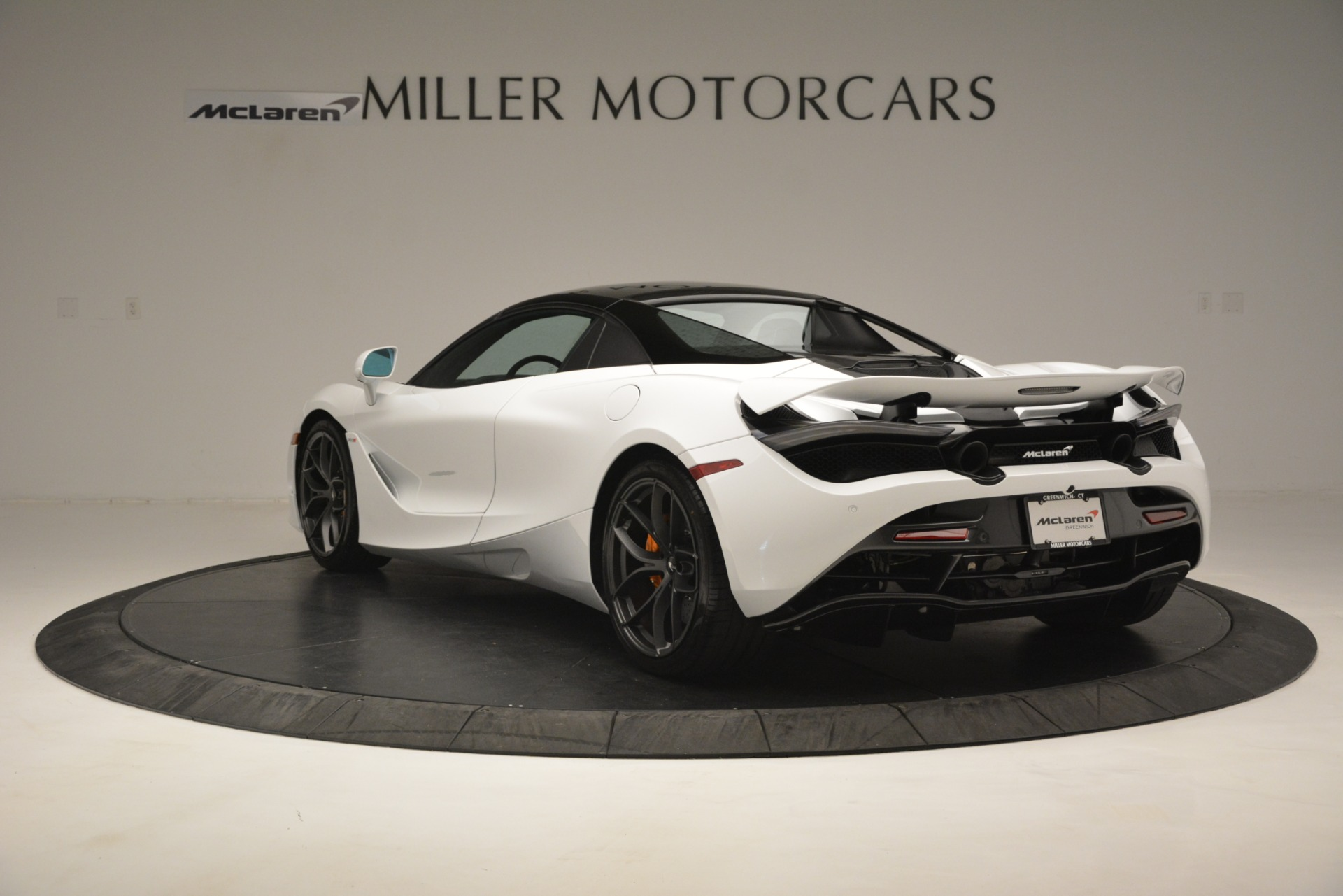 New 2020 McLaren 720S Spider Convertible For Sale In Greenwich, CT 3229_p4