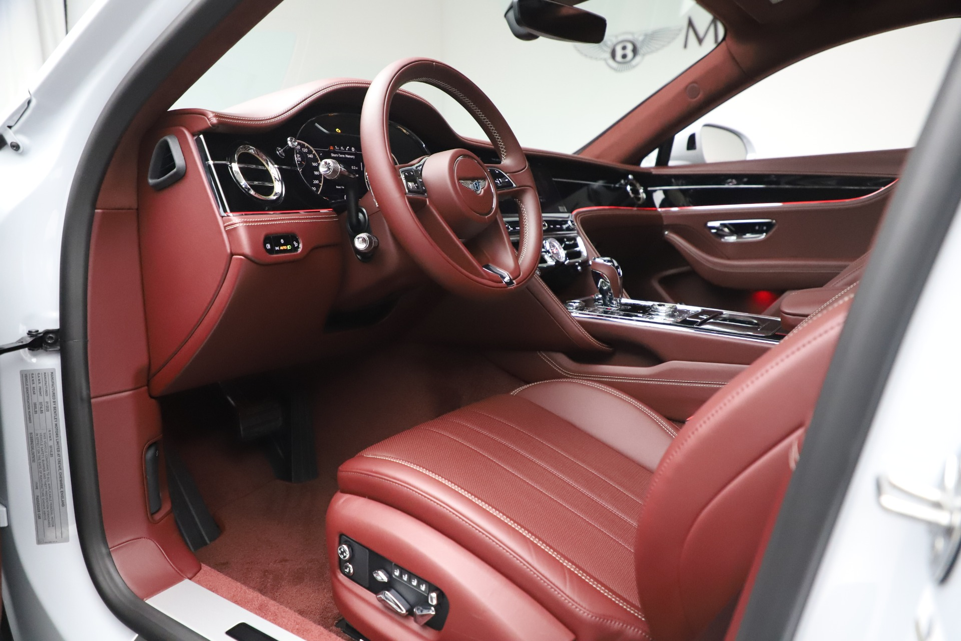 New 2021 Bentley Flying Spur  For Sale In Greenwich, CT 3230_p21