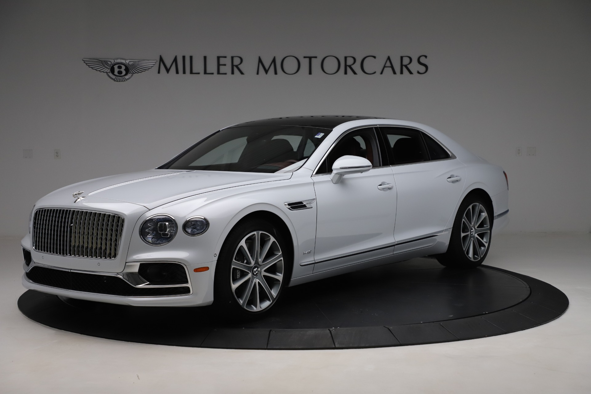 New 2021 Bentley Flying Spur  For Sale In Greenwich, CT 3230_p2
