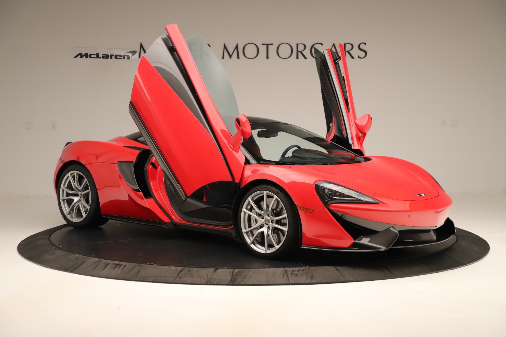 Used 2016 McLaren 570S Coupe For Sale In Greenwich, CT 3235_p16