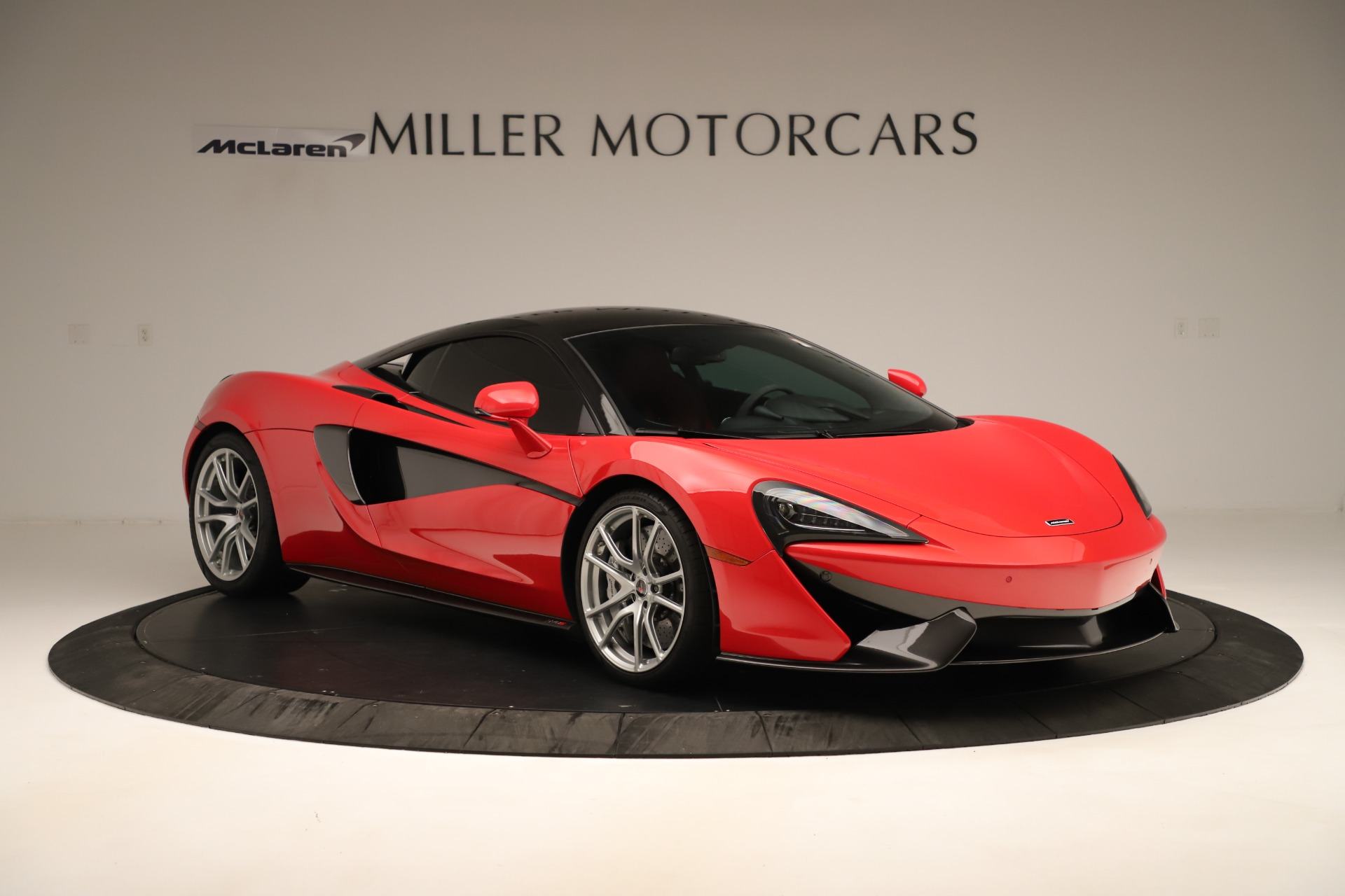 Used 2016 McLaren 570S Coupe For Sale In Greenwich, CT 3235_p7