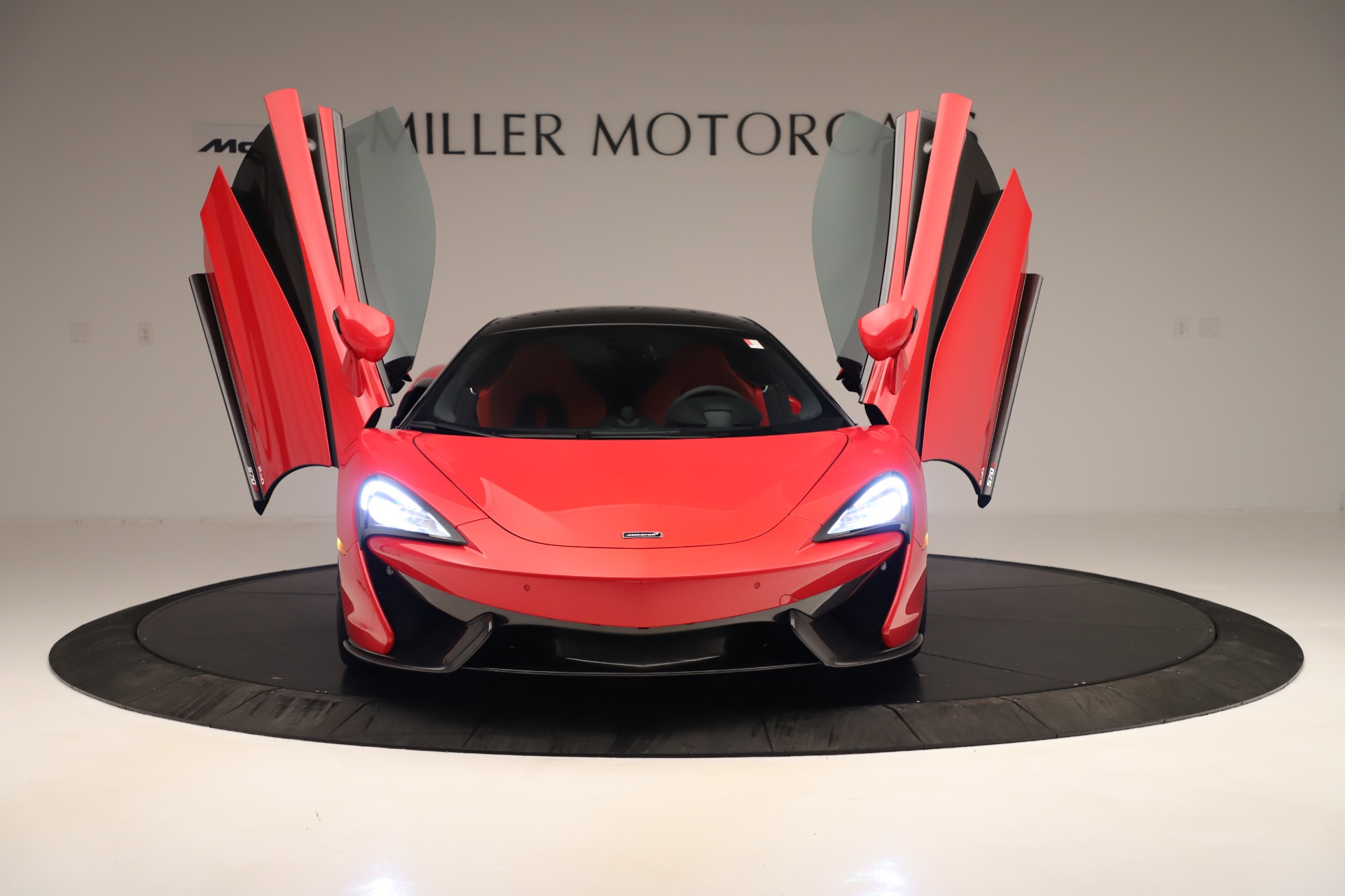 Used 2016 McLaren 570S Coupe For Sale In Greenwich, CT 3235_p9