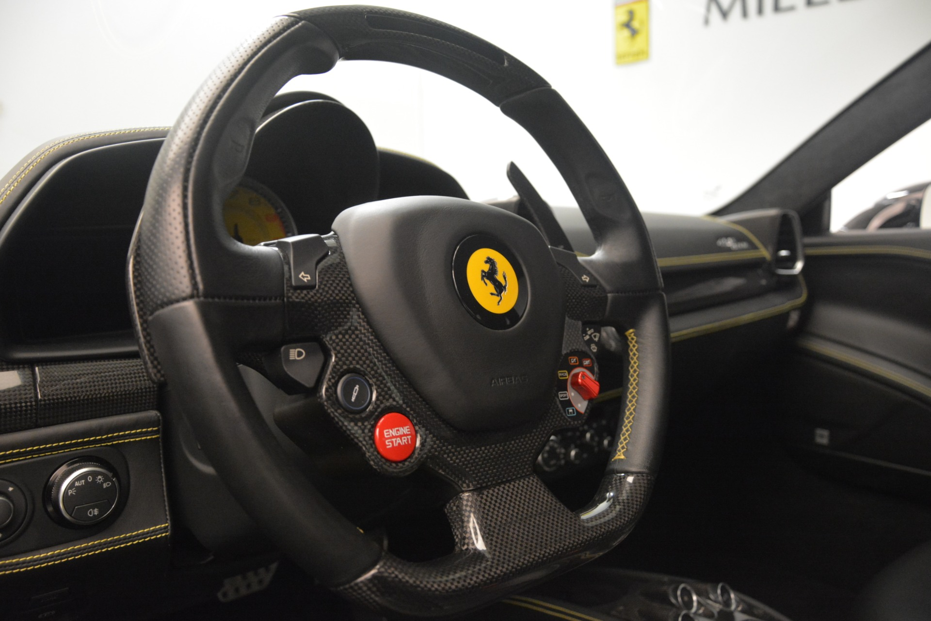 Used 2011 Ferrari 458 Italia  For Sale In Greenwich, CT 3236_p20