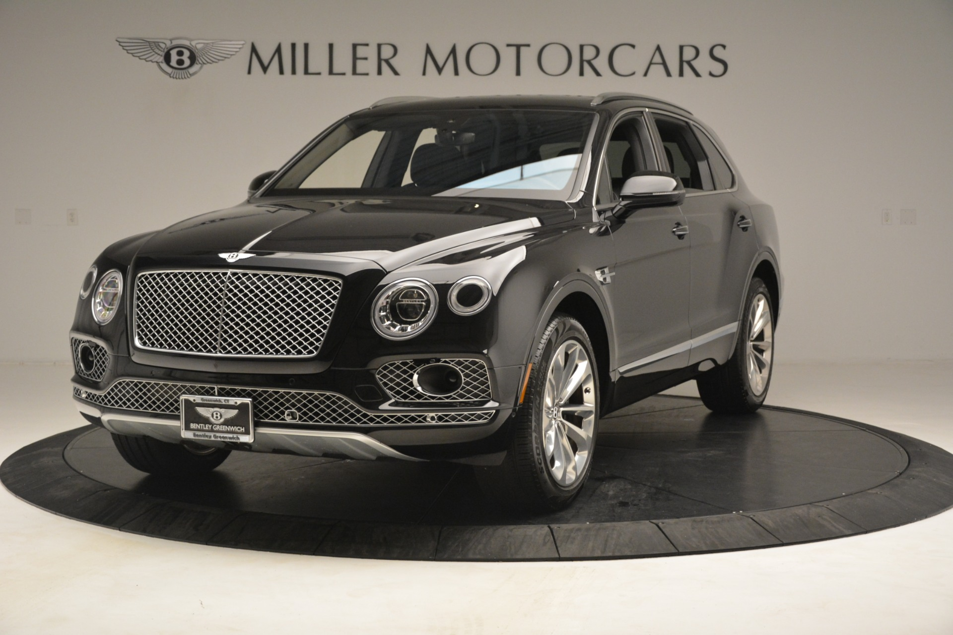 Used 2017 Bentley Bentayga W12 For Sale In Greenwich, CT 3239_main