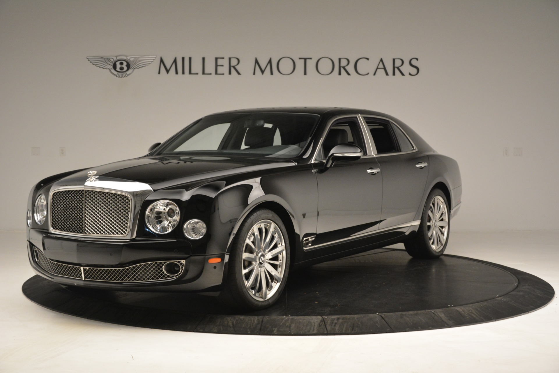 Used 2016 Bentley Mulsanne  For Sale In Greenwich, CT 3240_p2