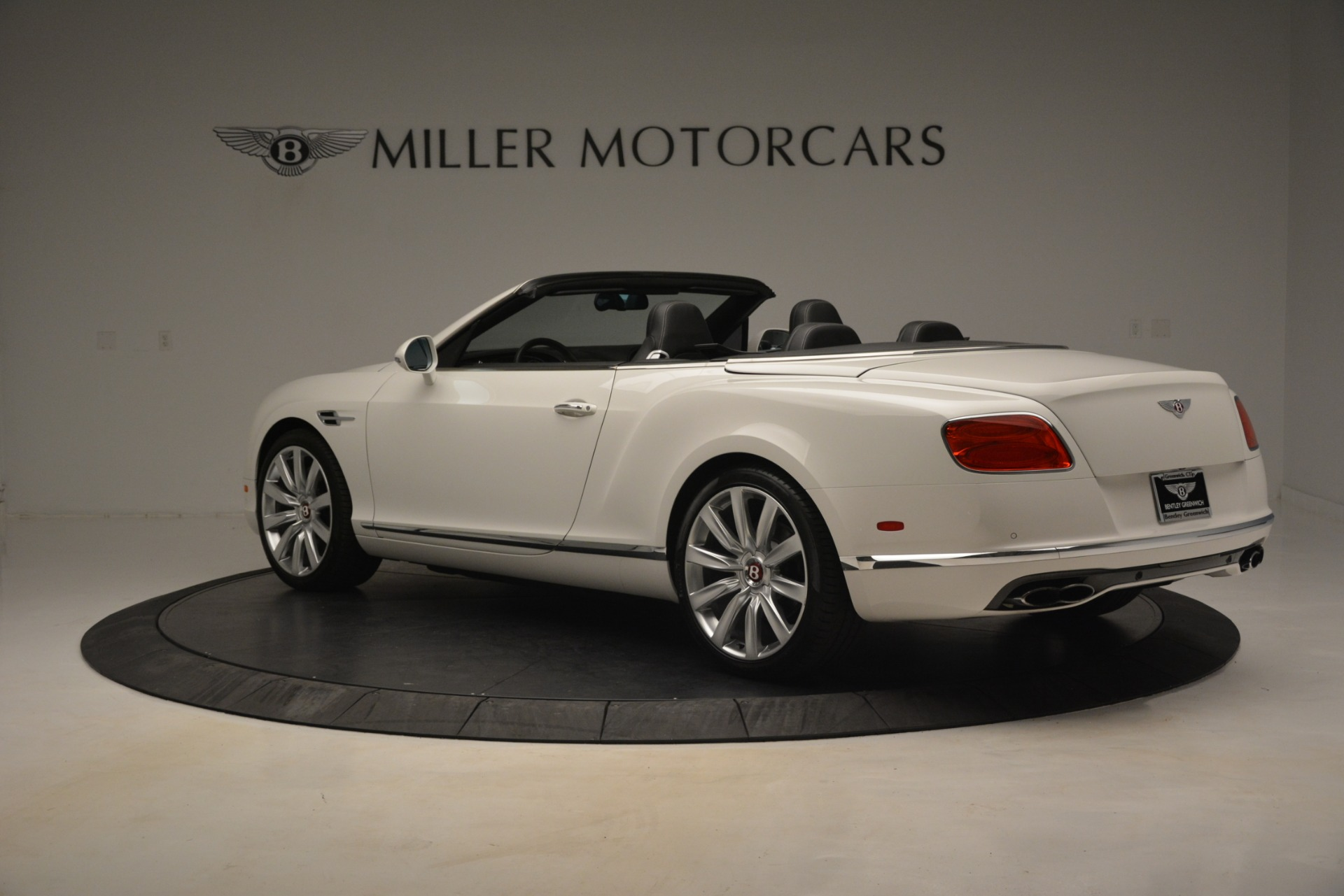 Used 2016 Bentley Continental GT V8 For Sale In Greenwich, CT 3241_p5