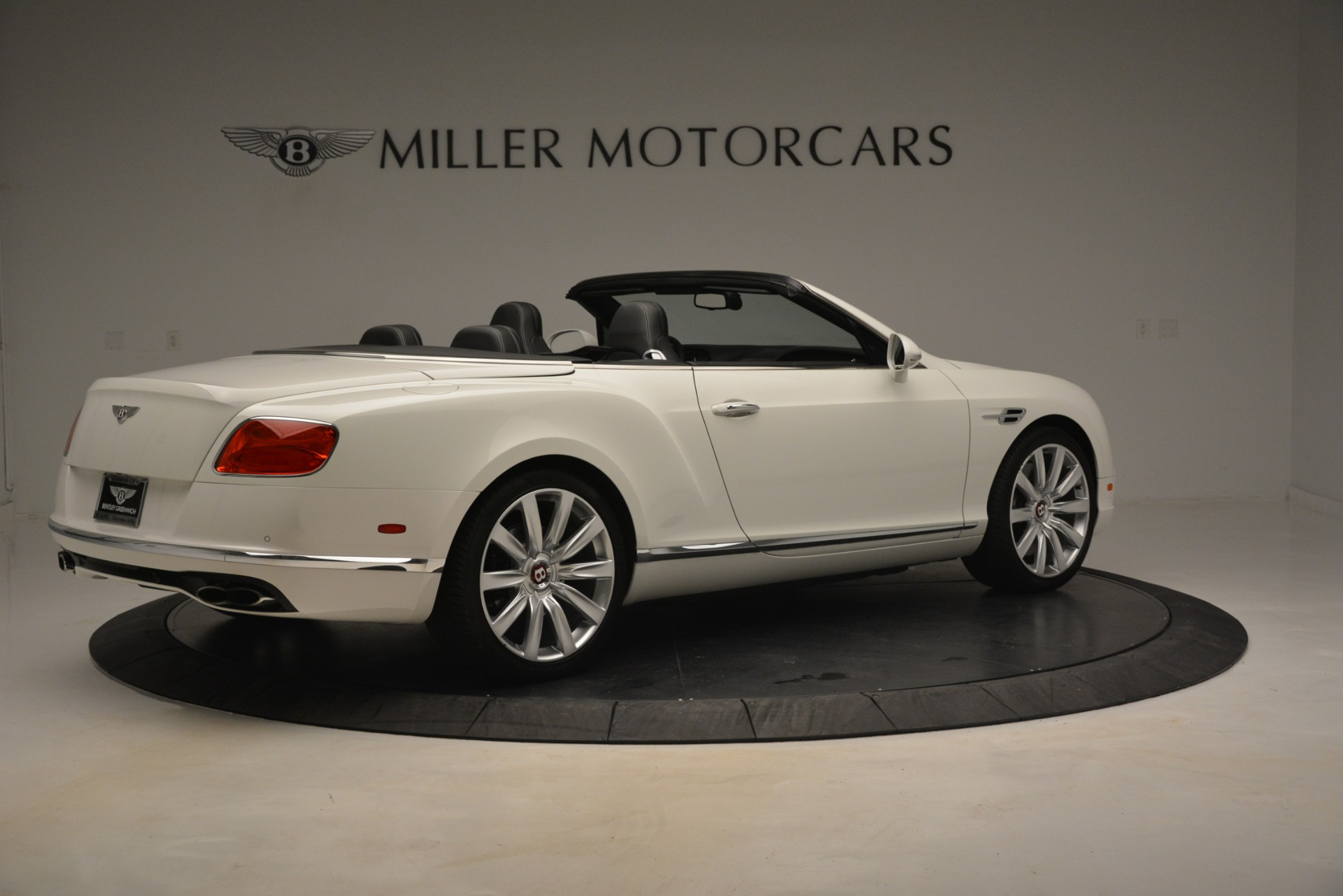 Used 2016 Bentley Continental GT V8 For Sale In Greenwich, CT 3241_p8