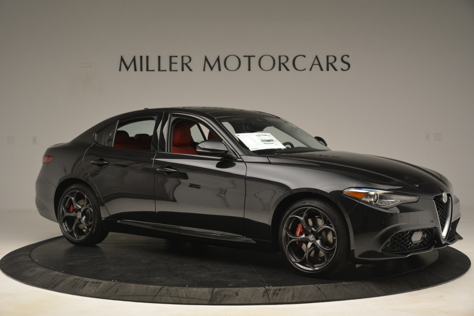 New 2019 Alfa Romeo Giulia Ti Sport Q4 For Sale In Greenwich, CT 3243_p10
