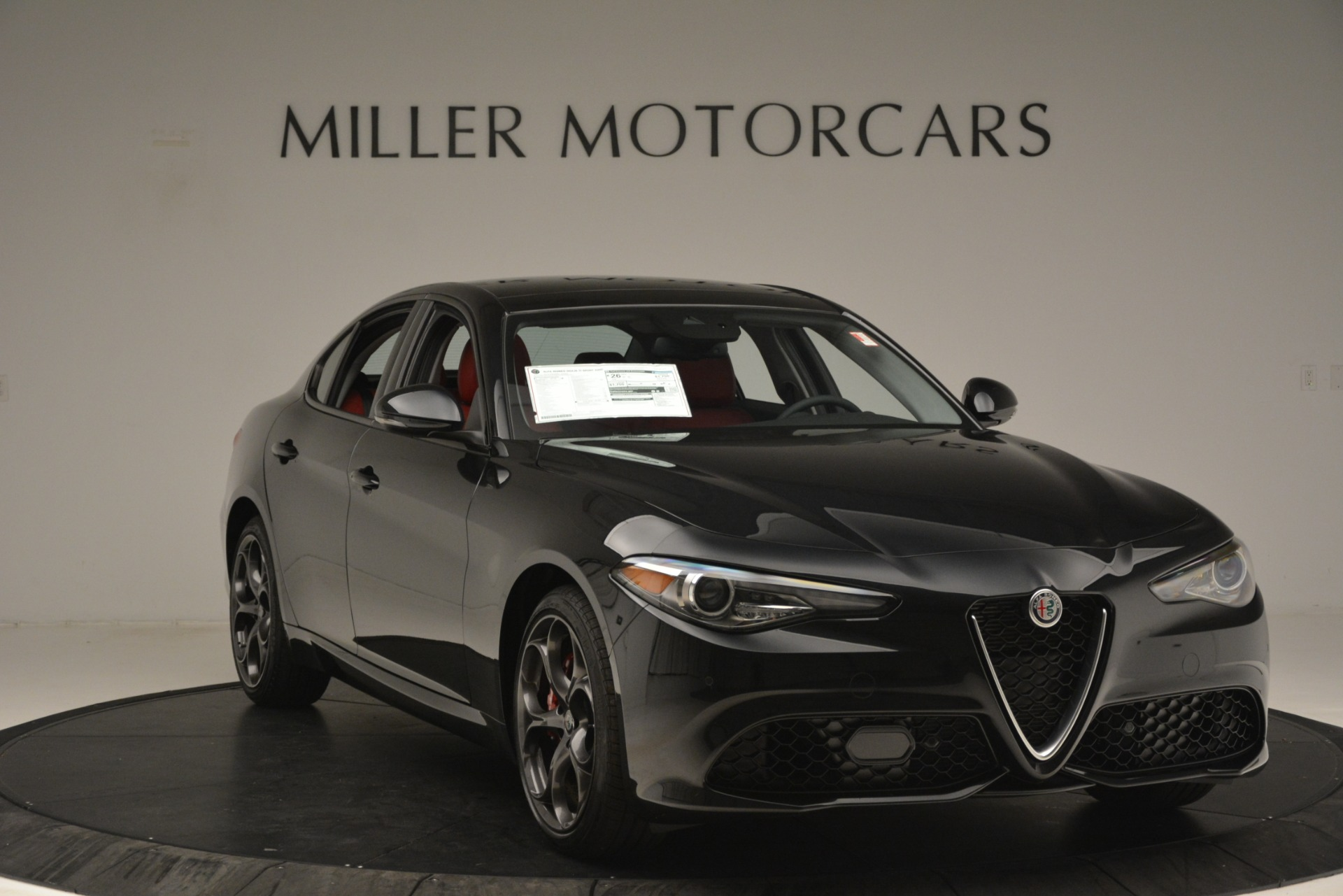 New 2019 Alfa Romeo Giulia Ti Sport Q4 For Sale In Greenwich, CT 3243_p11
