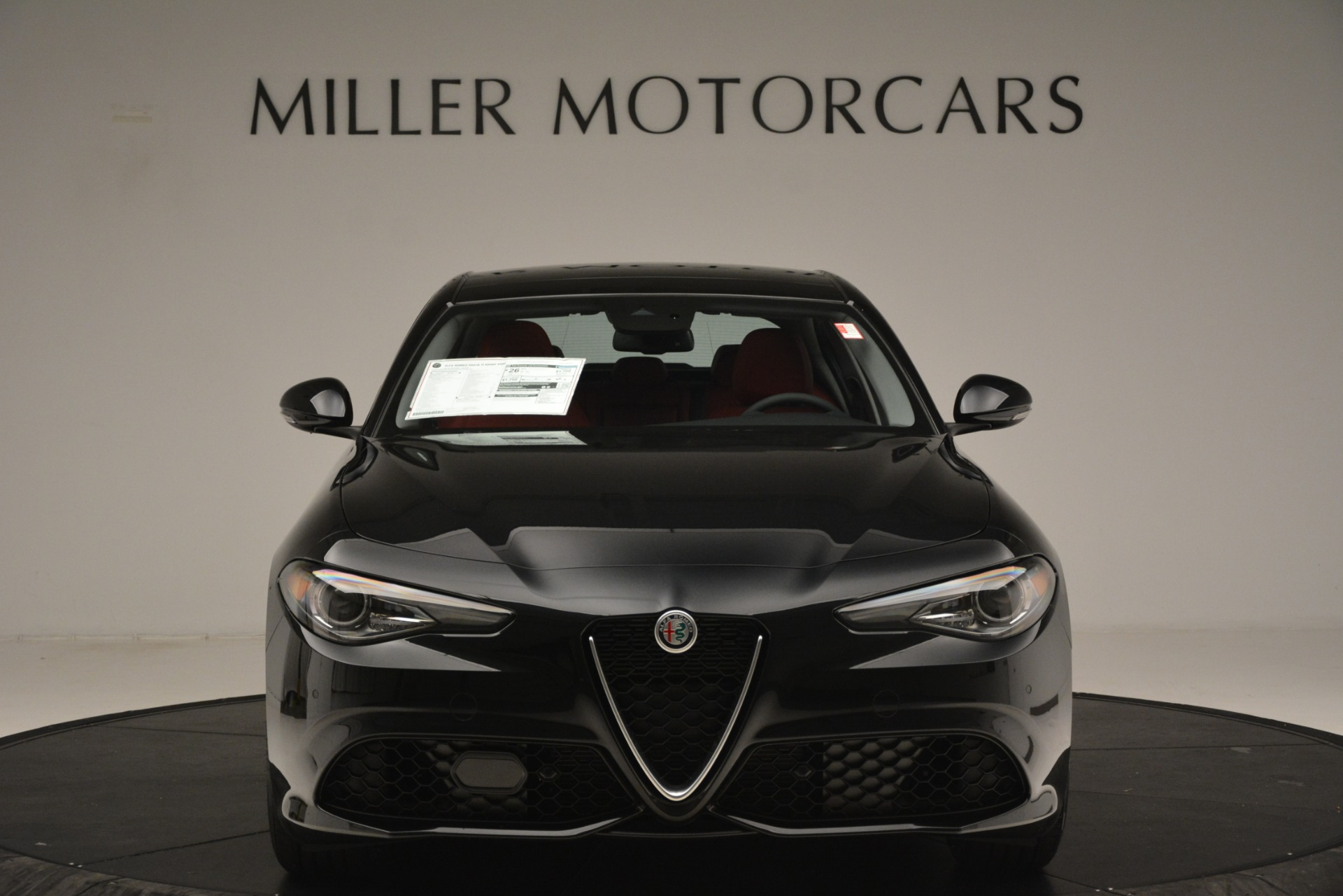 New 2019 Alfa Romeo Giulia Ti Sport Q4 For Sale In Greenwich, CT 3243_p12