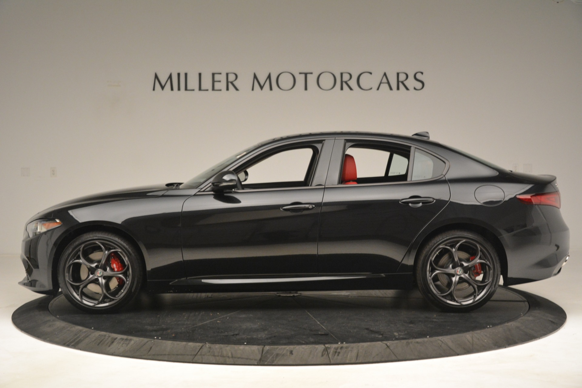 New 2019 Alfa Romeo Giulia Ti Sport Q4 For Sale In Greenwich, CT 3243_p3