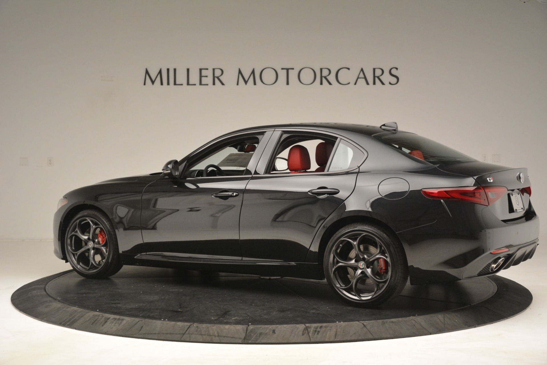 New 2019 Alfa Romeo Giulia Ti Sport Q4 For Sale In Greenwich, CT 3243_p4