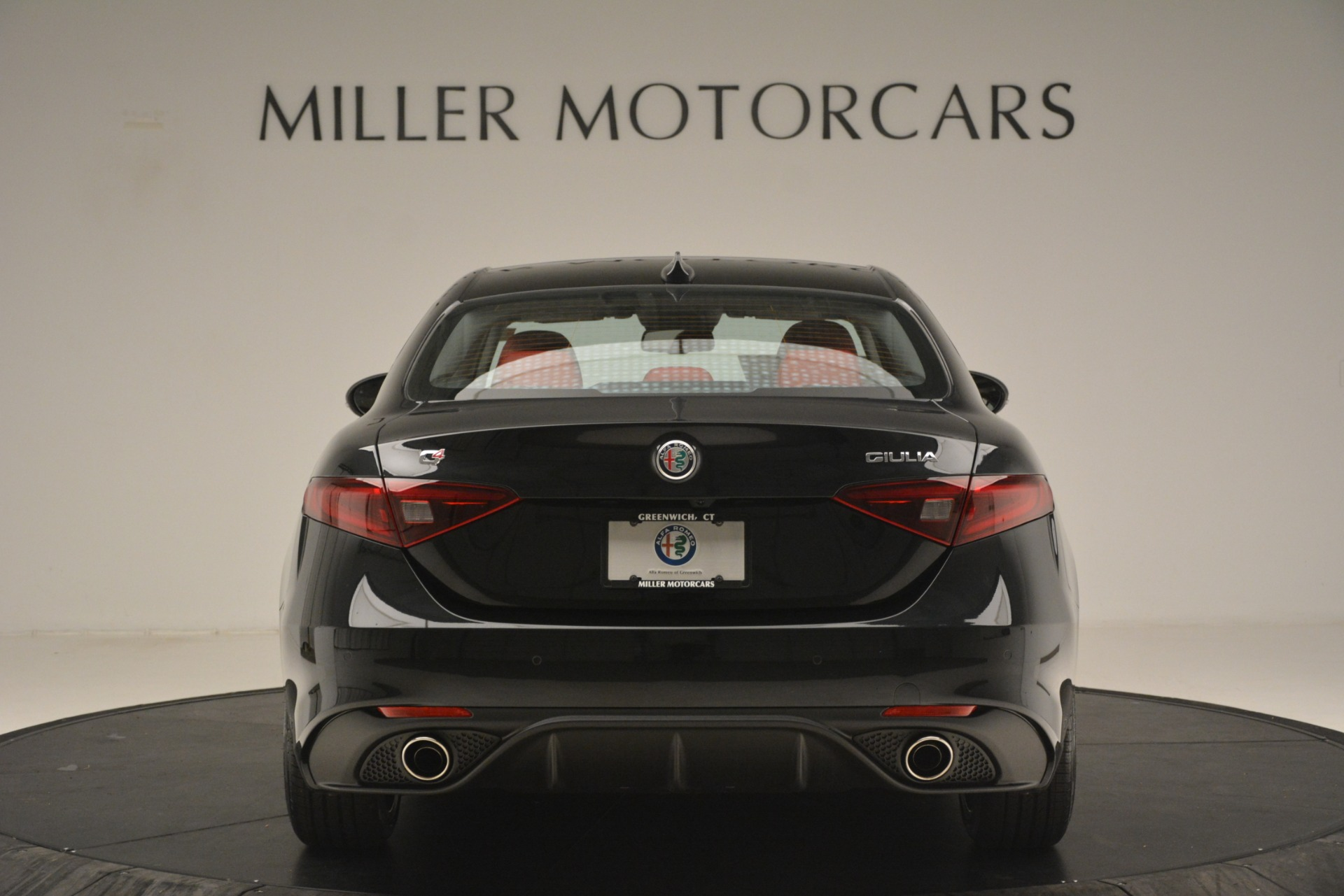 New 2019 Alfa Romeo Giulia Ti Sport Q4 For Sale In Greenwich, CT 3243_p6