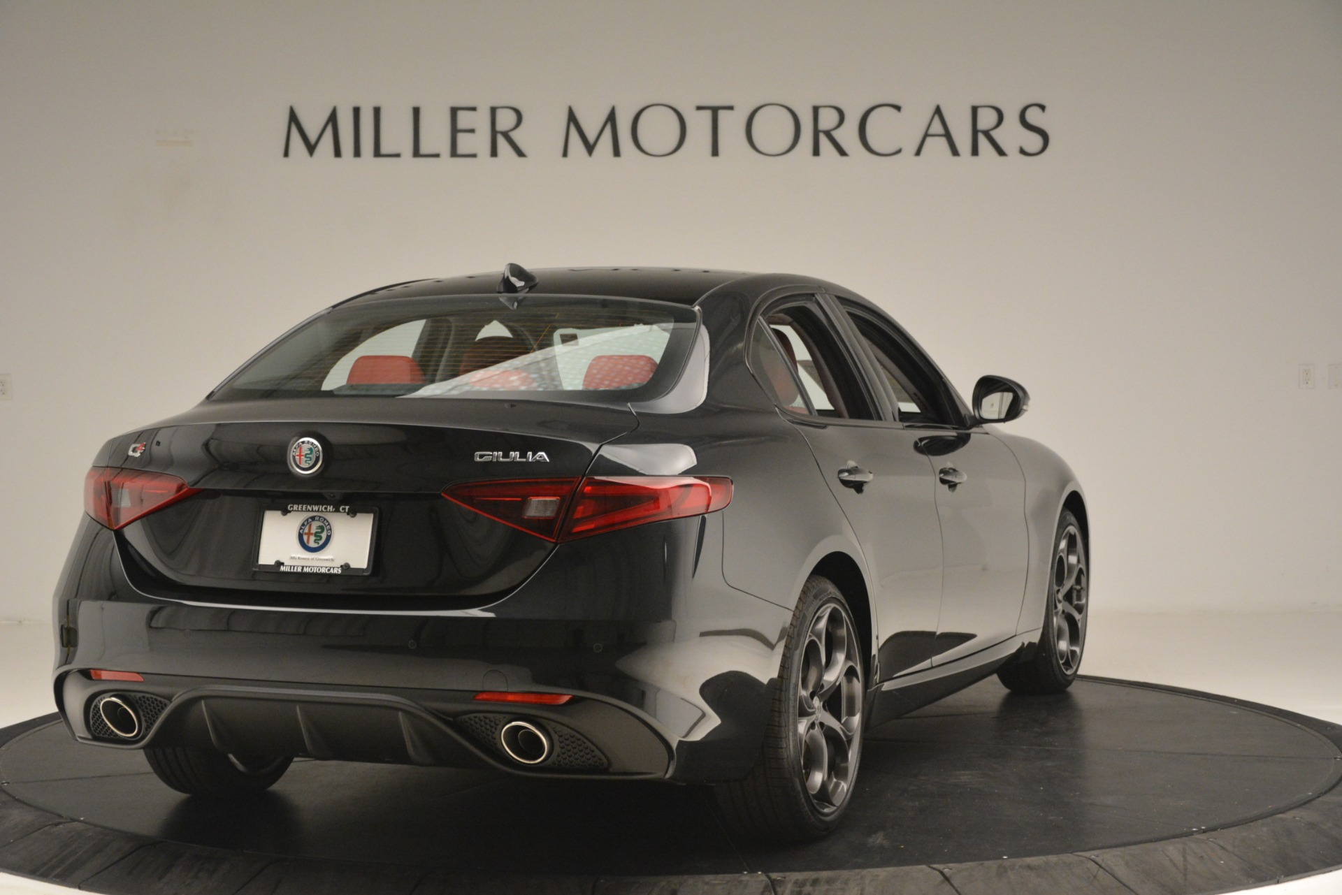 New 2019 Alfa Romeo Giulia Ti Sport Q4 For Sale In Greenwich, CT 3243_p7