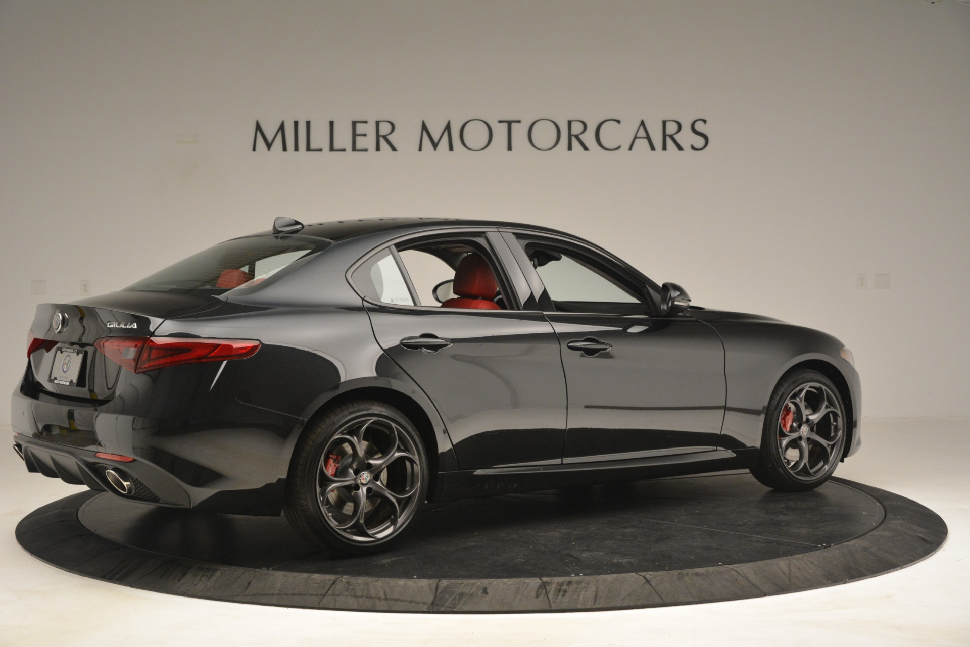New 2019 Alfa Romeo Giulia Ti Sport Q4 For Sale In Greenwich, CT 3243_p8
