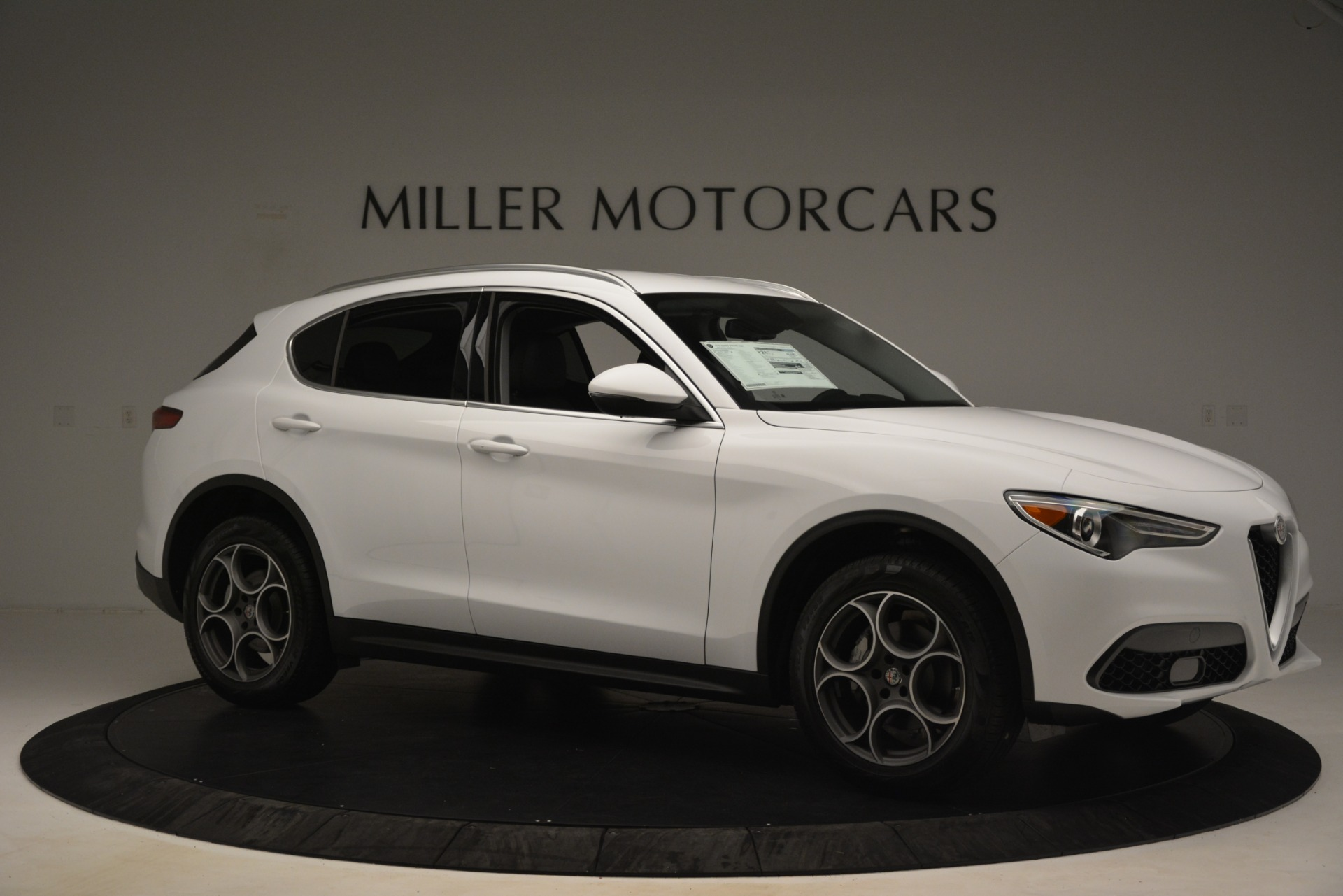 New 2019 Alfa Romeo Stelvio Q4 For Sale In Greenwich, CT 3246_p10