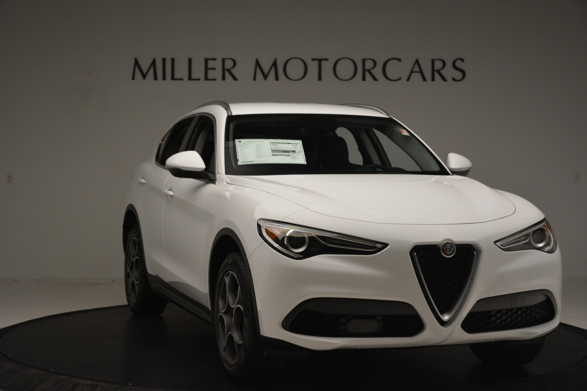 New 2019 Alfa Romeo Stelvio Q4 For Sale In Greenwich, CT 3246_p11