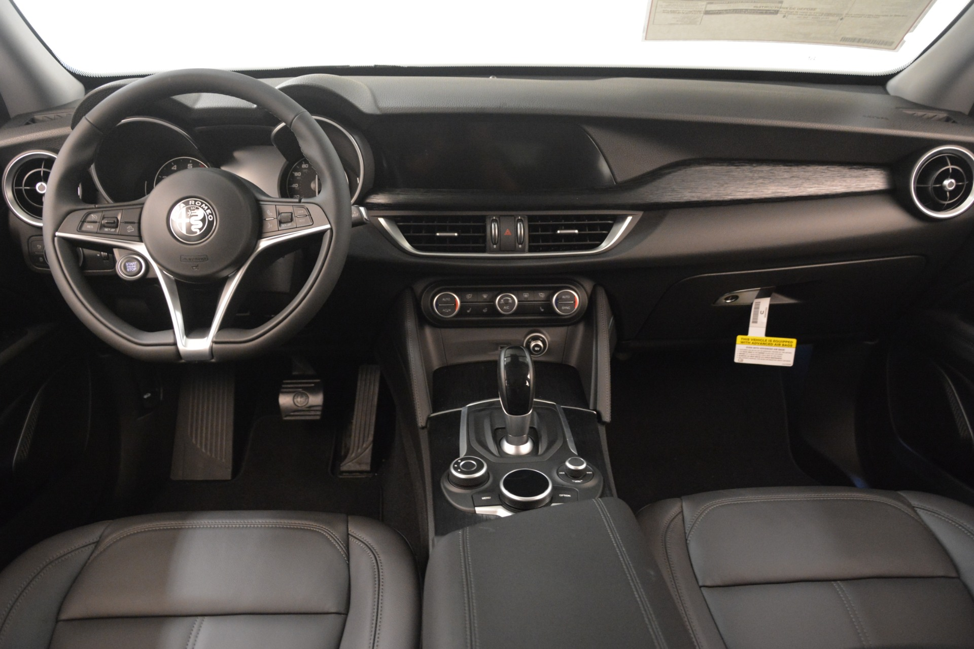 New 2019 Alfa Romeo Stelvio Q4 For Sale In Greenwich, CT 3246_p16
