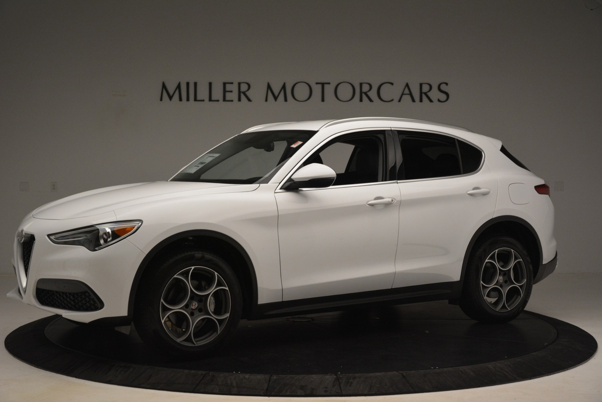 New 2019 Alfa Romeo Stelvio Q4 For Sale In Greenwich, CT 3246_p2