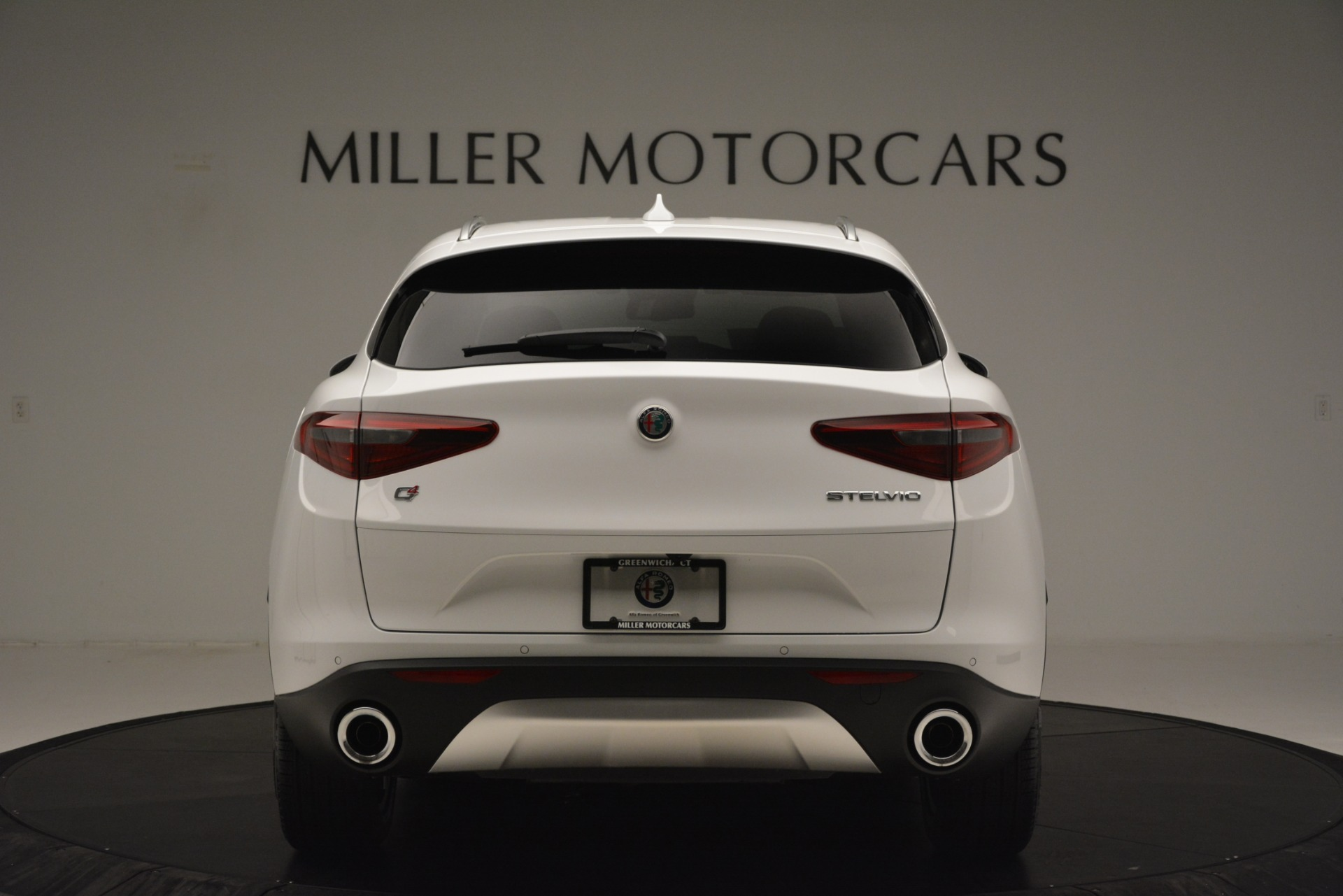 New 2019 Alfa Romeo Stelvio Q4 For Sale In Greenwich, CT 3246_p6