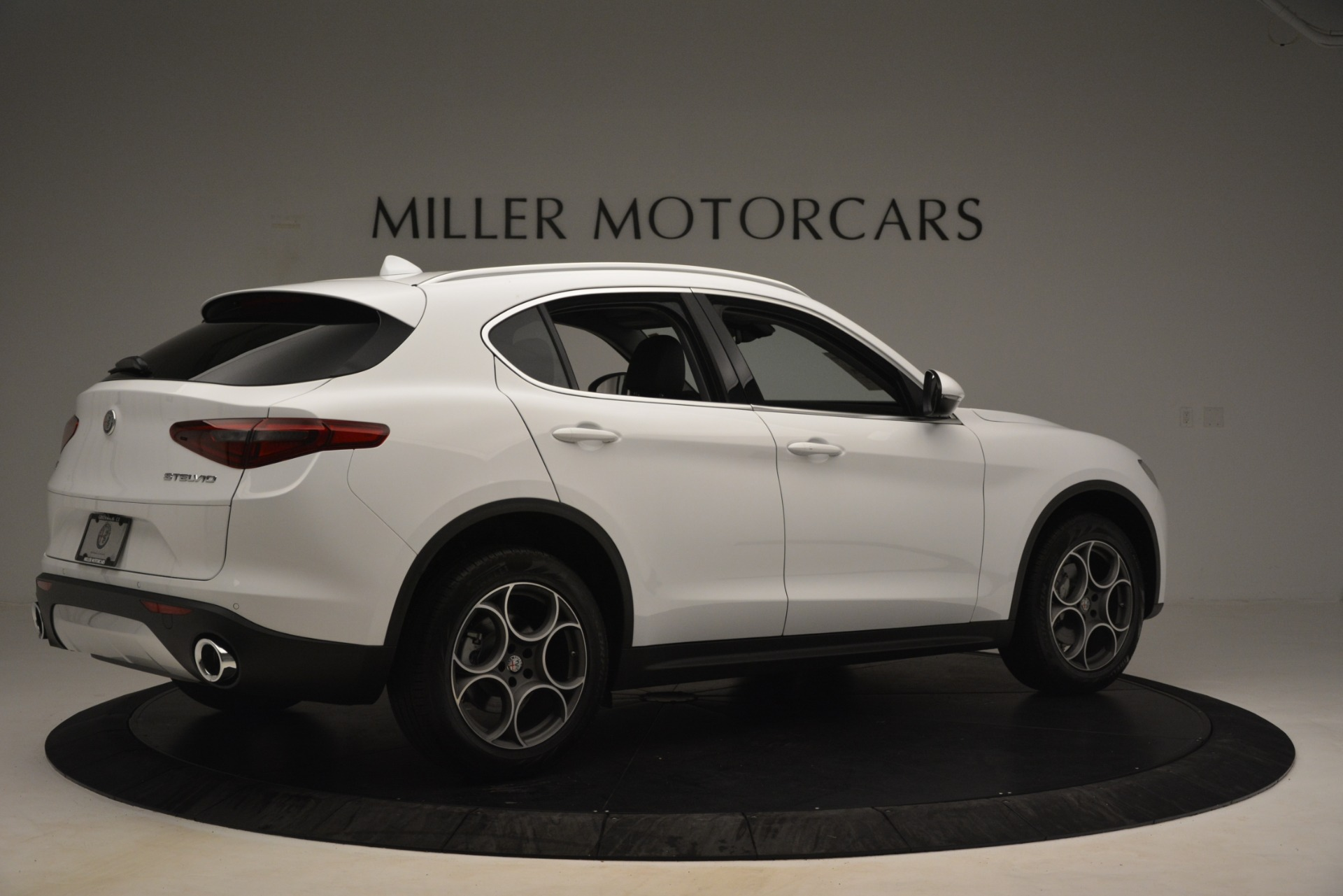 New 2019 Alfa Romeo Stelvio Q4 For Sale In Greenwich, CT 3246_p8