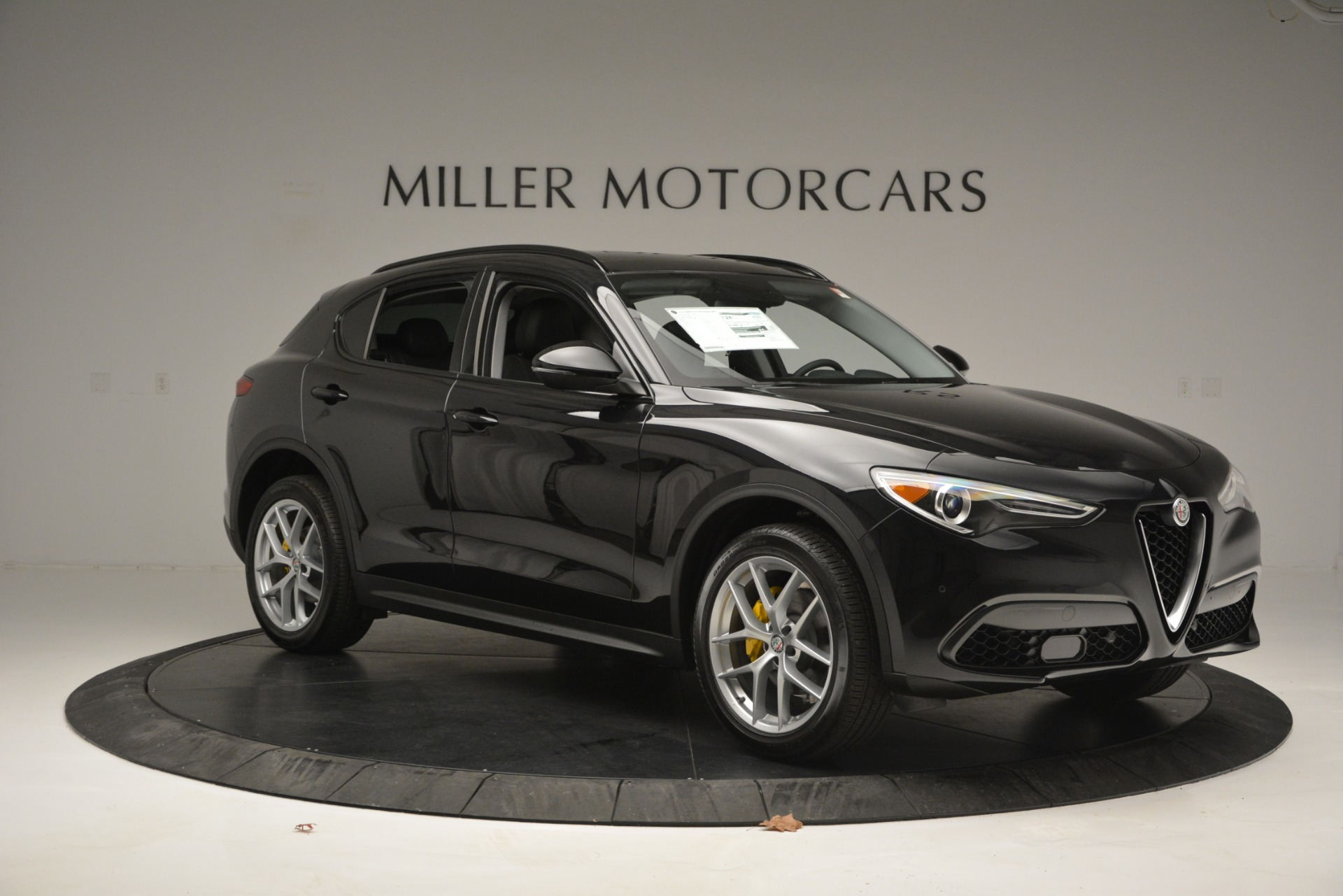 New 2019 Alfa Romeo Stelvio Ti Sport Q4 For Sale In Greenwich, CT 3248_p10