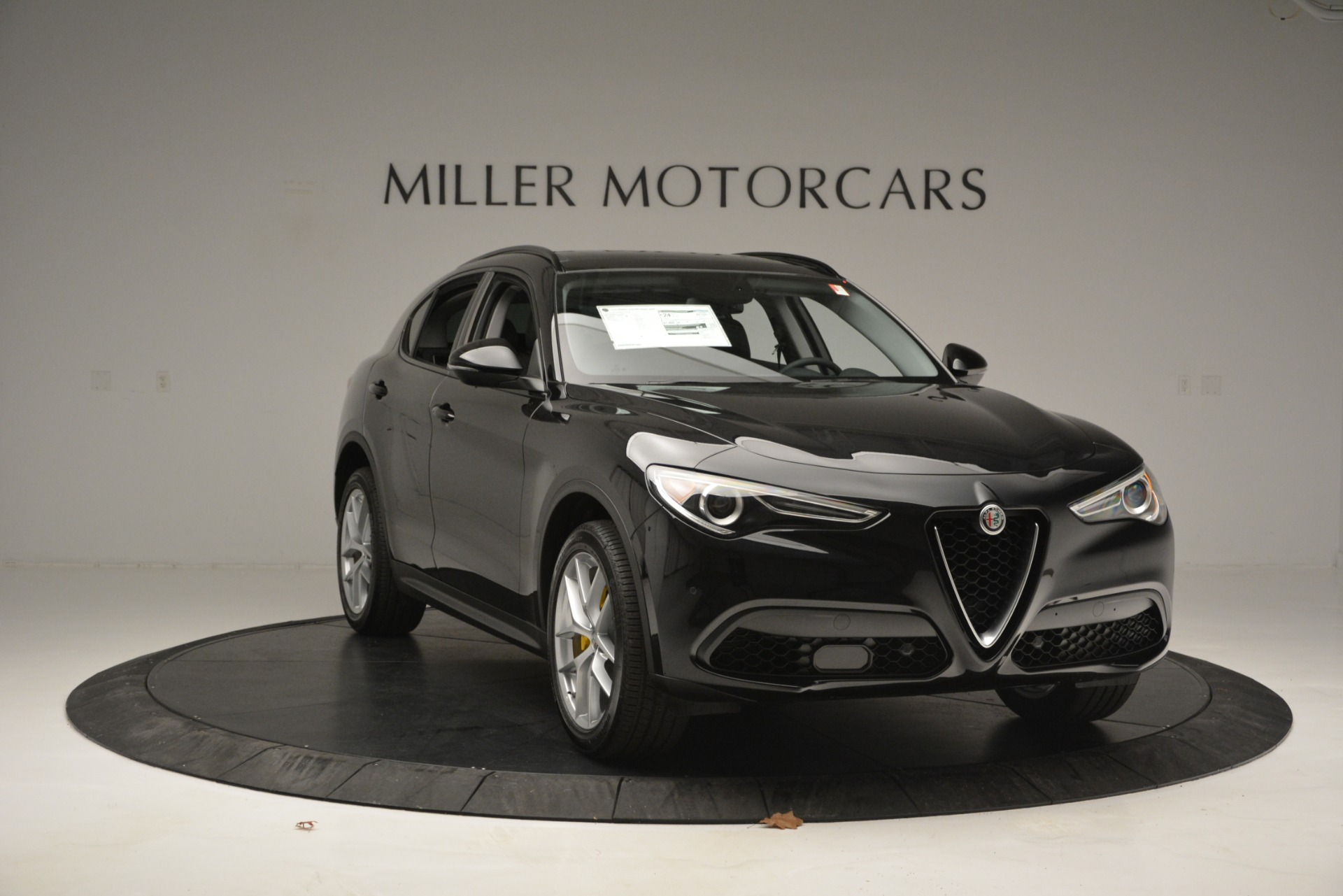 New 2019 Alfa Romeo Stelvio Ti Sport Q4 For Sale In Greenwich, CT 3248_p11
