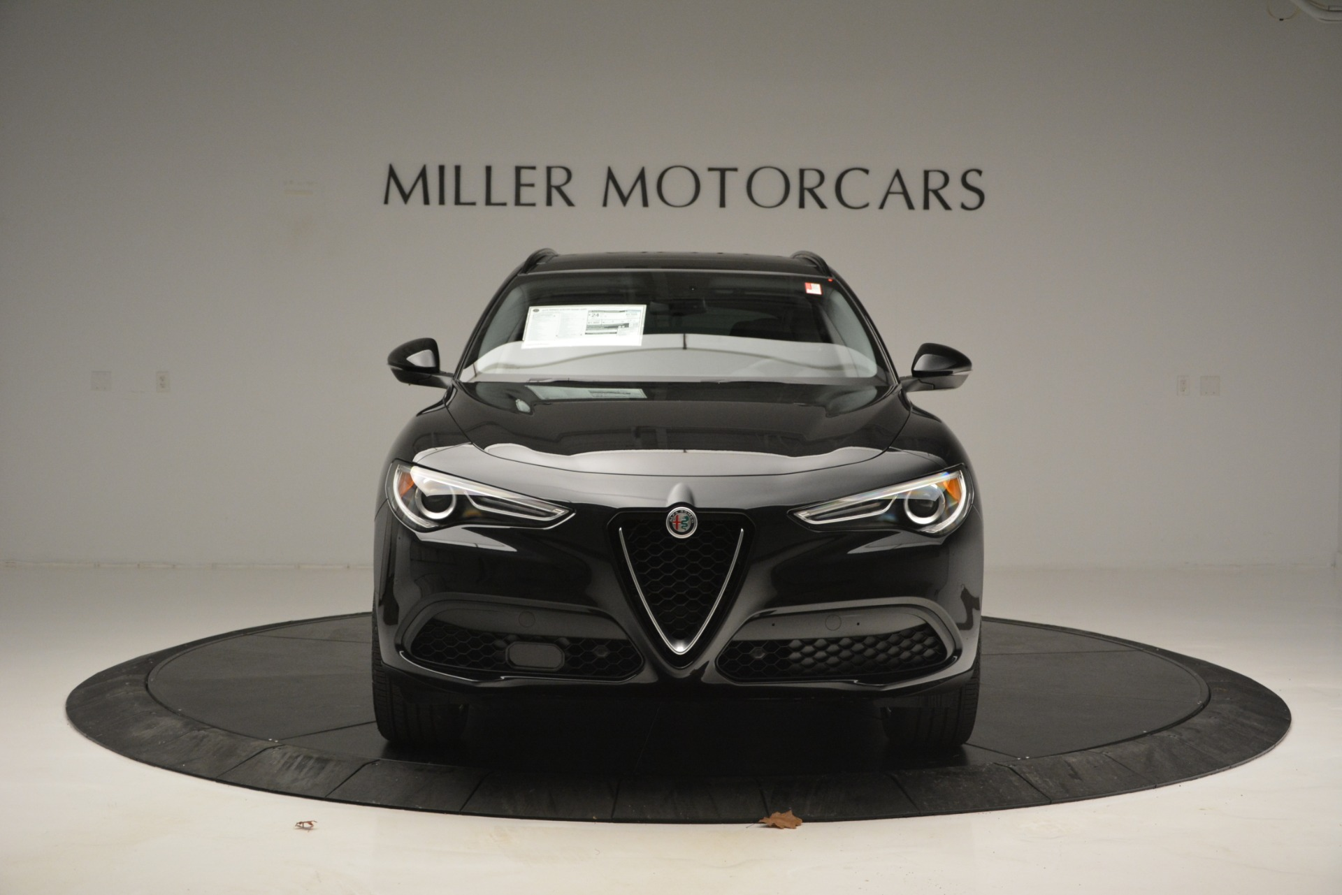 New 2019 Alfa Romeo Stelvio Ti Sport Q4 For Sale In Greenwich, CT 3248_p12