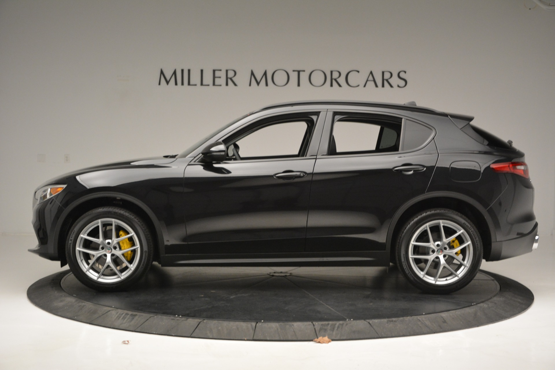 New 2019 Alfa Romeo Stelvio Ti Sport Q4 For Sale In Greenwich, CT 3248_p3