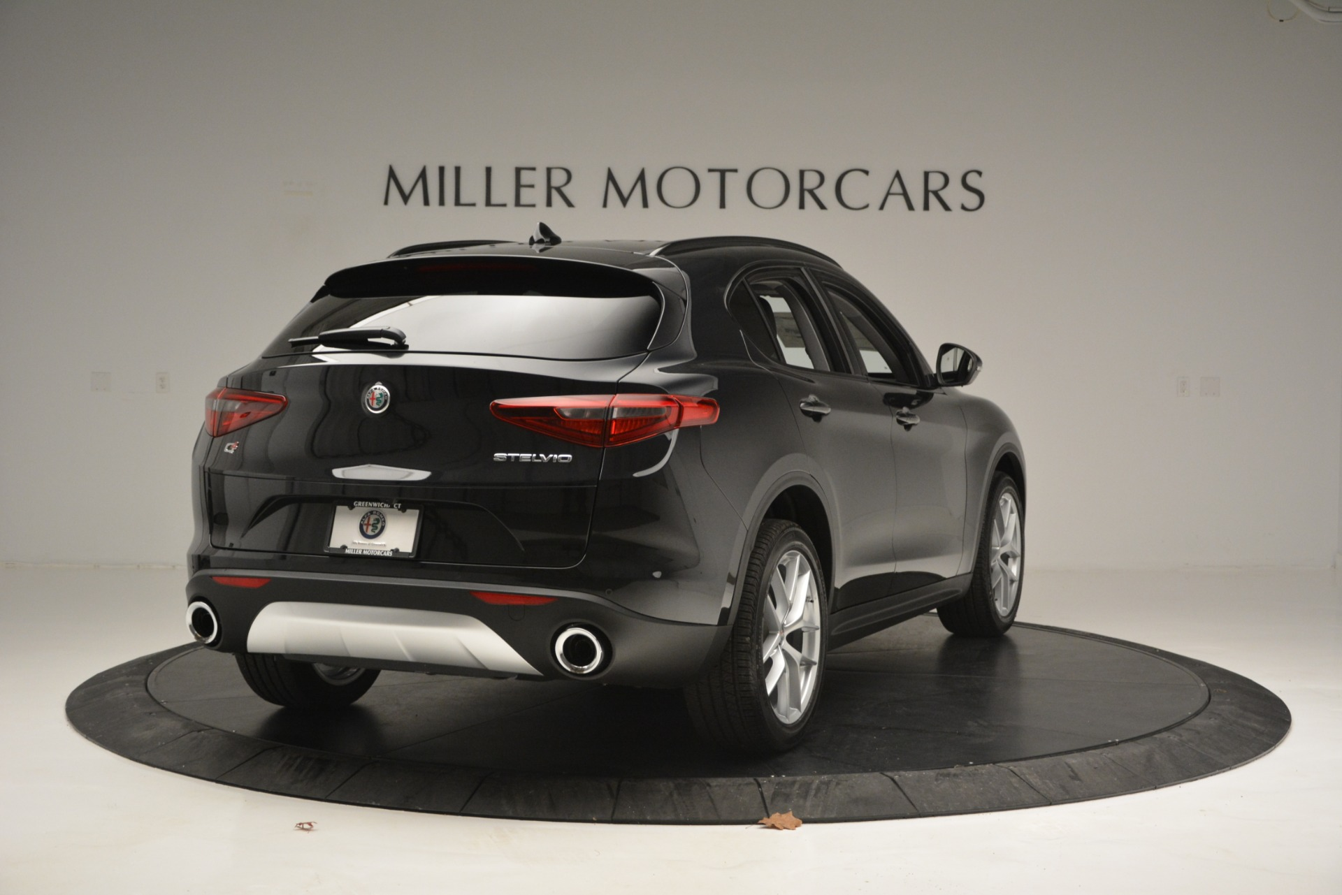 New 2019 Alfa Romeo Stelvio Ti Sport Q4 For Sale In Greenwich, CT 3248_p7