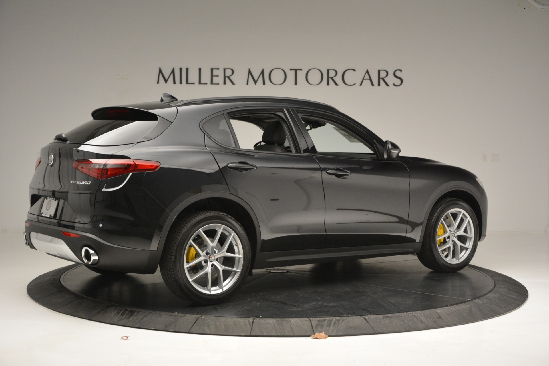 New 2019 Alfa Romeo Stelvio Ti Sport Q4 For Sale In Greenwich, CT 3248_p8