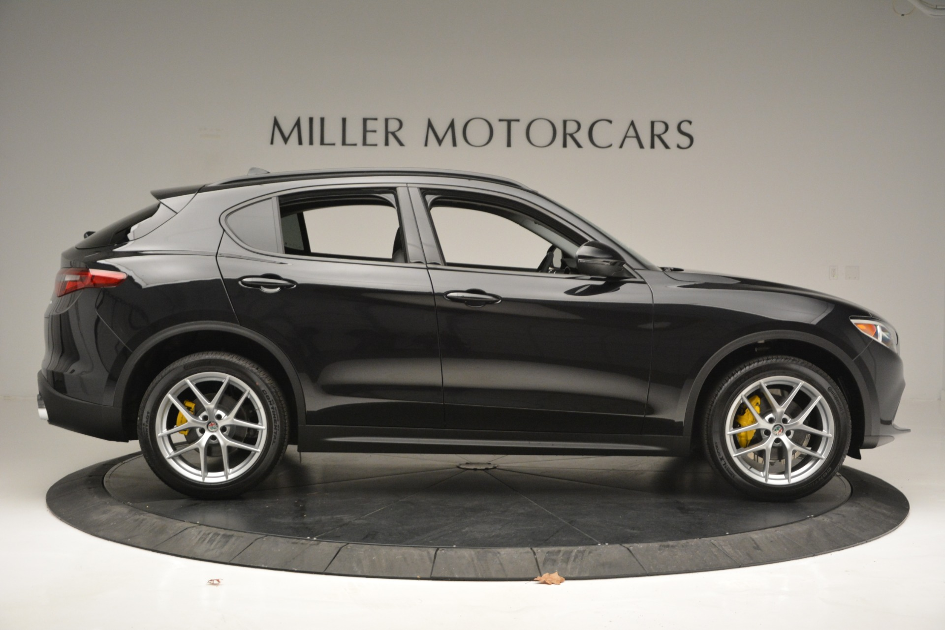 New 2019 Alfa Romeo Stelvio Ti Sport Q4 For Sale In Greenwich, CT 3248_p9