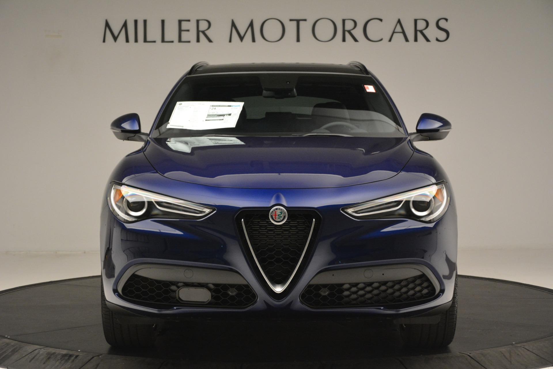 New 2019 Alfa Romeo Stelvio Ti Sport Q4 For Sale In Greenwich, CT 3249_p12