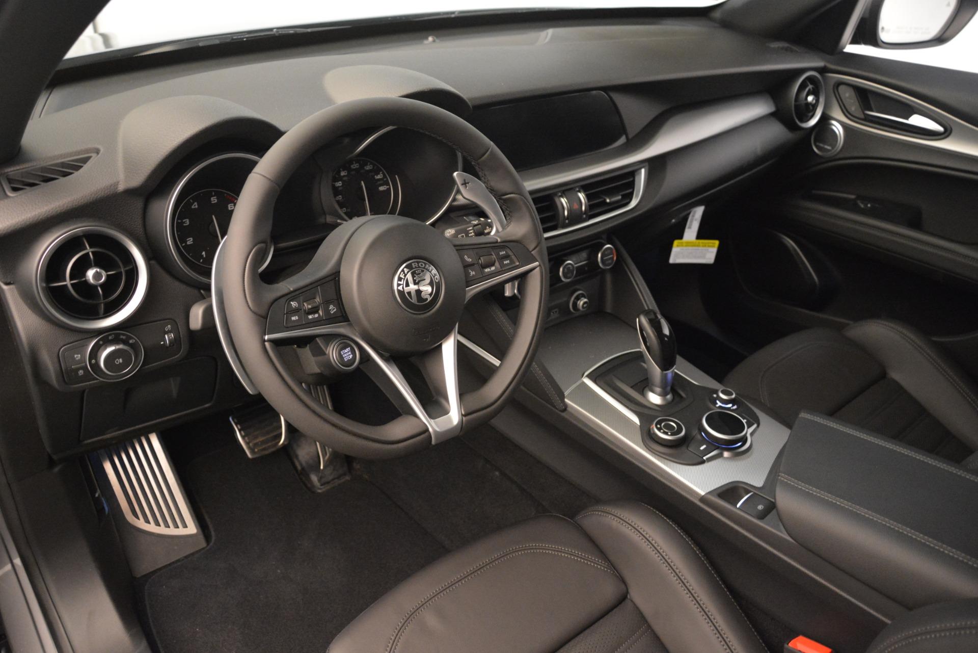 New 2019 Alfa Romeo Stelvio Ti Sport Q4 For Sale In Greenwich, CT 3250_p13