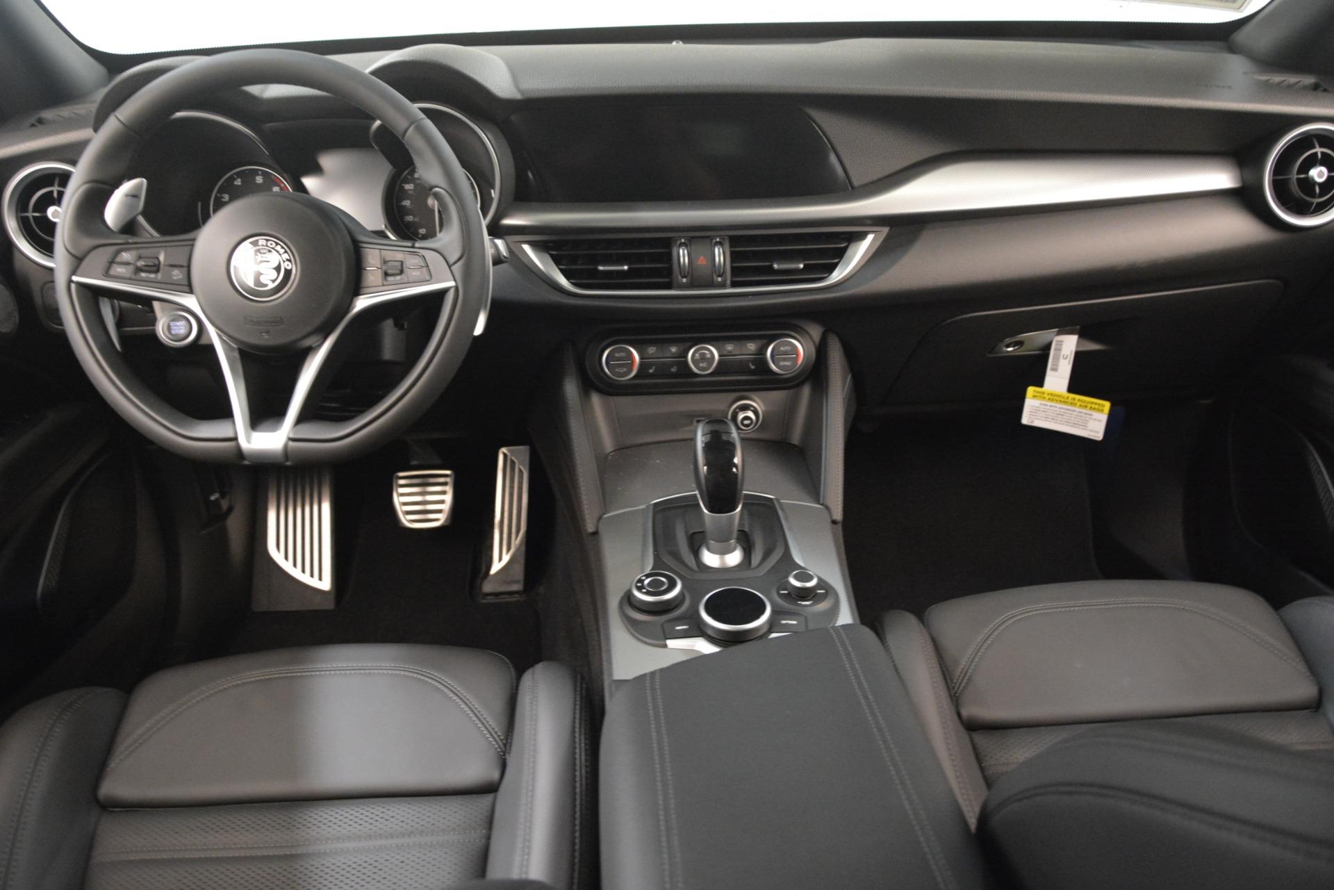 New 2019 Alfa Romeo Stelvio Ti Sport Q4 For Sale In Greenwich, CT 3250_p16