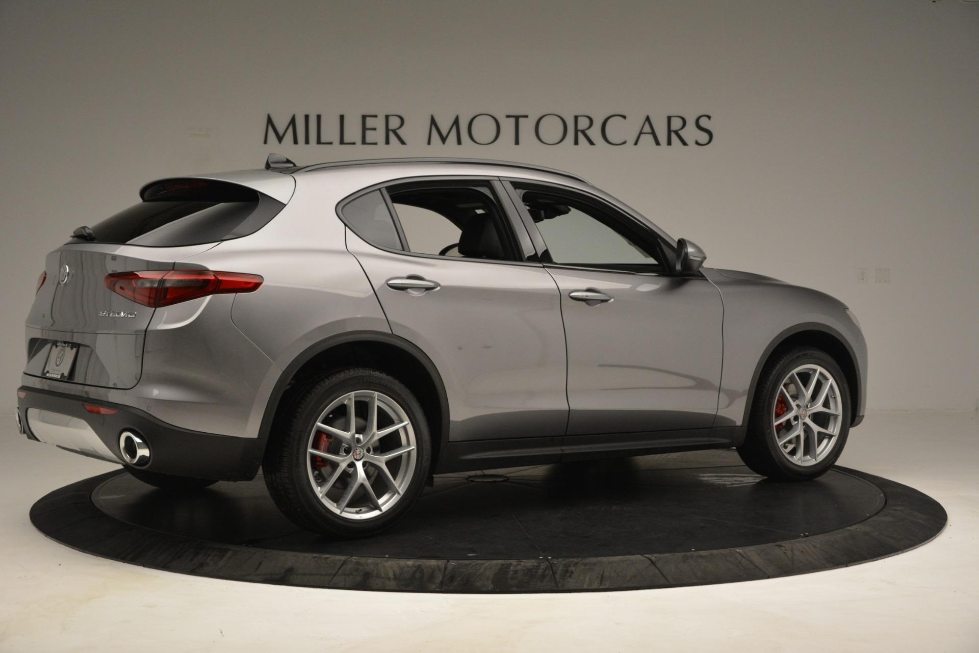 New 2019 Alfa Romeo Stelvio Ti Sport Q4 For Sale In Greenwich, CT 3250_p8